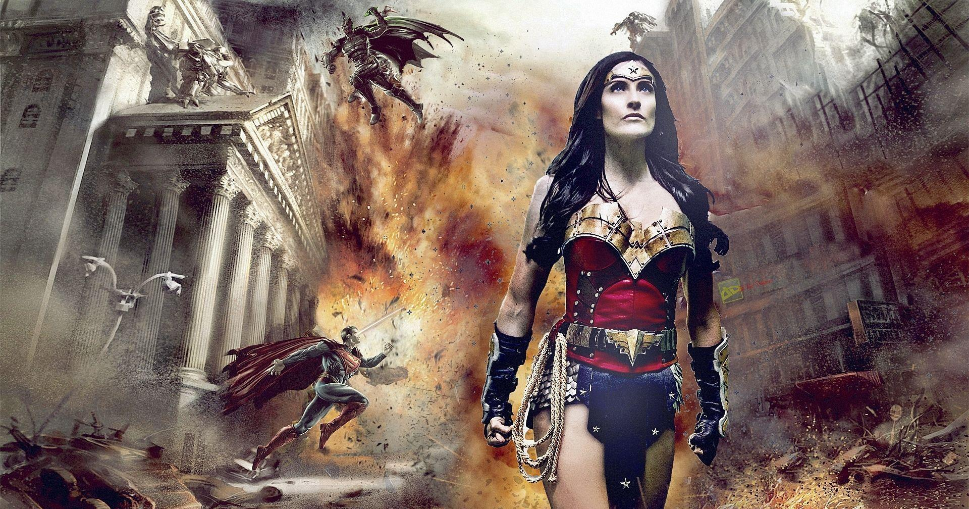 Wonder Woman HD Wallpapers For Your Desktop