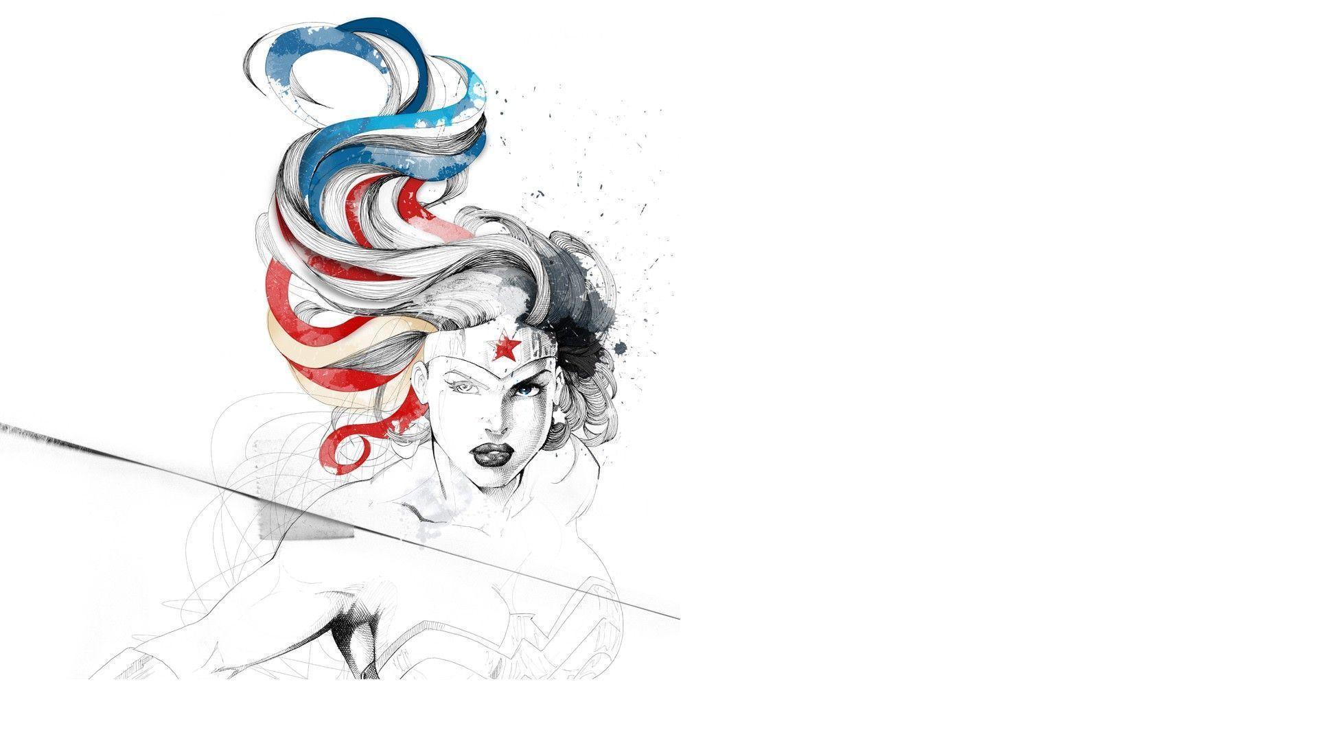 Wonder Woman Wallpaper 1920x1080 - WallpaperSafari