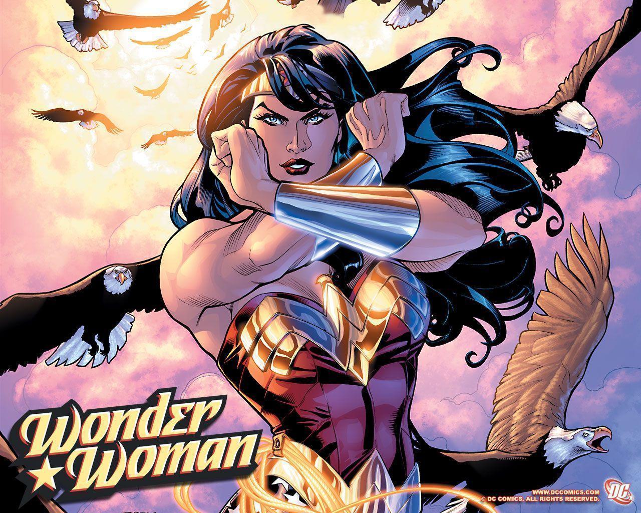 Wonder Woman Computer Wallpapers, Desktop Backgrounds | 1280x1024 ...