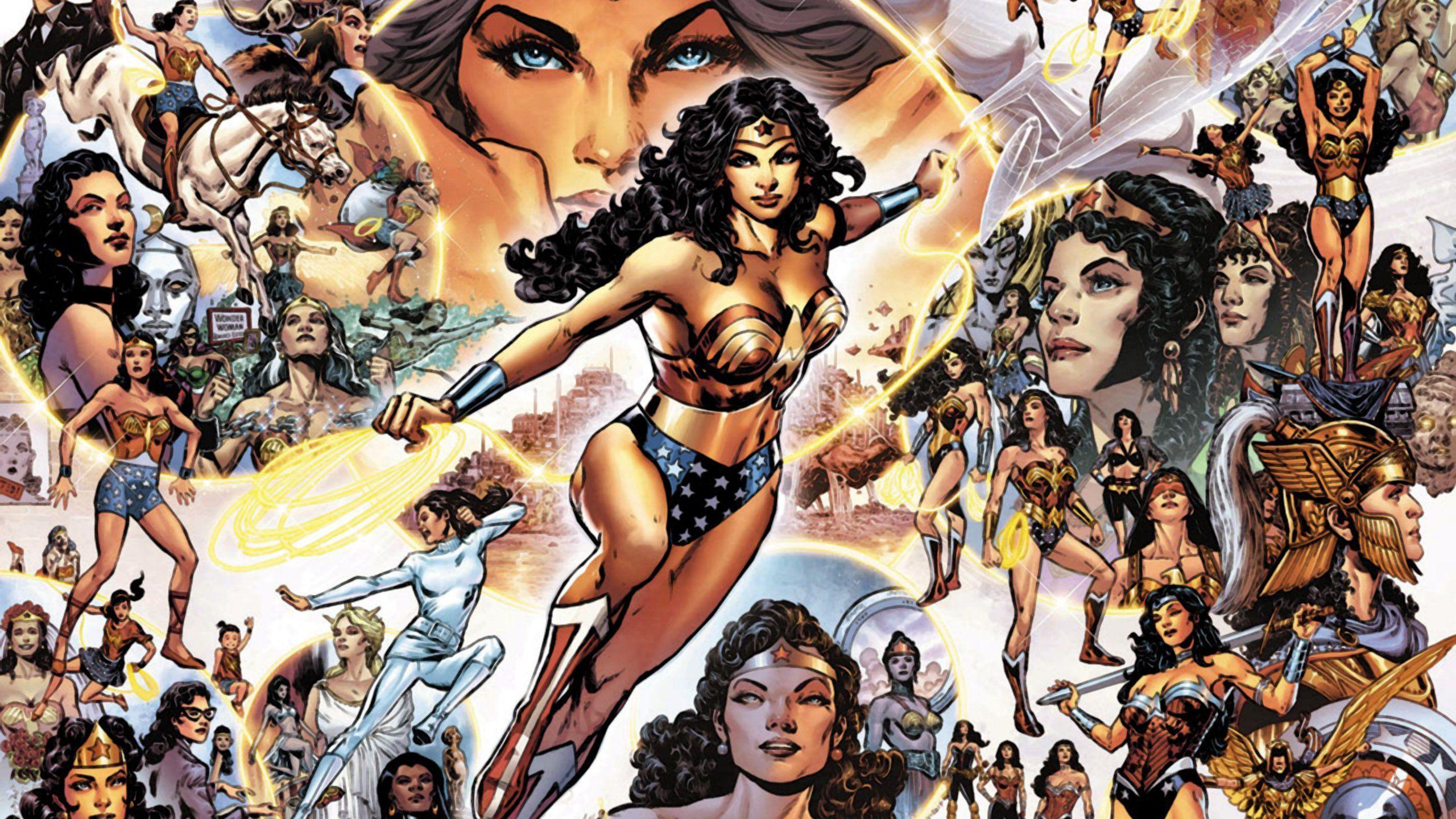 Superman and Wonder Woman Selfie wallpaper – wallpaper free download