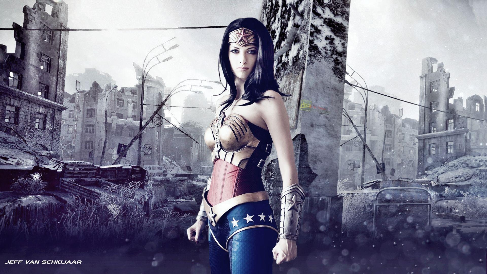Wonder Woman Wallpaper by jeffery10 on DeviantArt