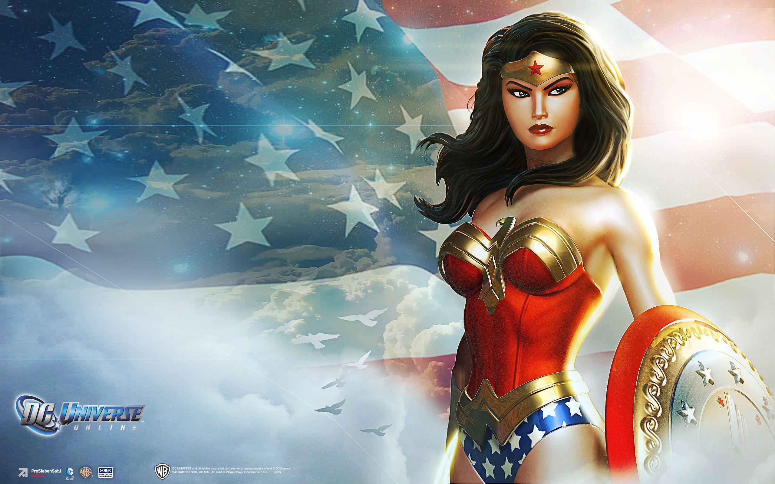 Wonder Woman Computer Wallpapers, Desktop Backgrounds | 2560x1600 ...