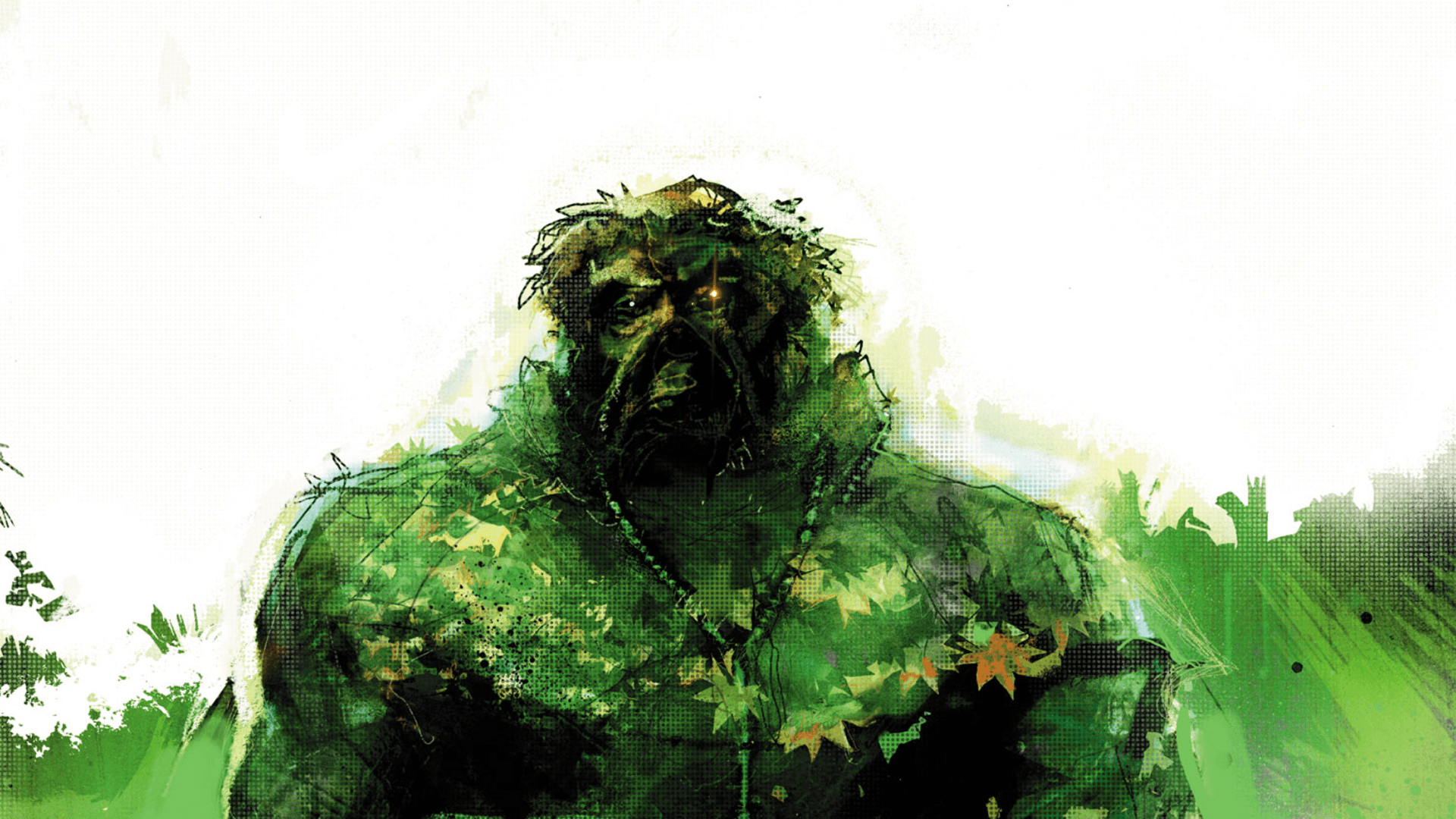 97 Swamp Thing HD Wallpapers | Backgrounds - Wallpaper Abyss