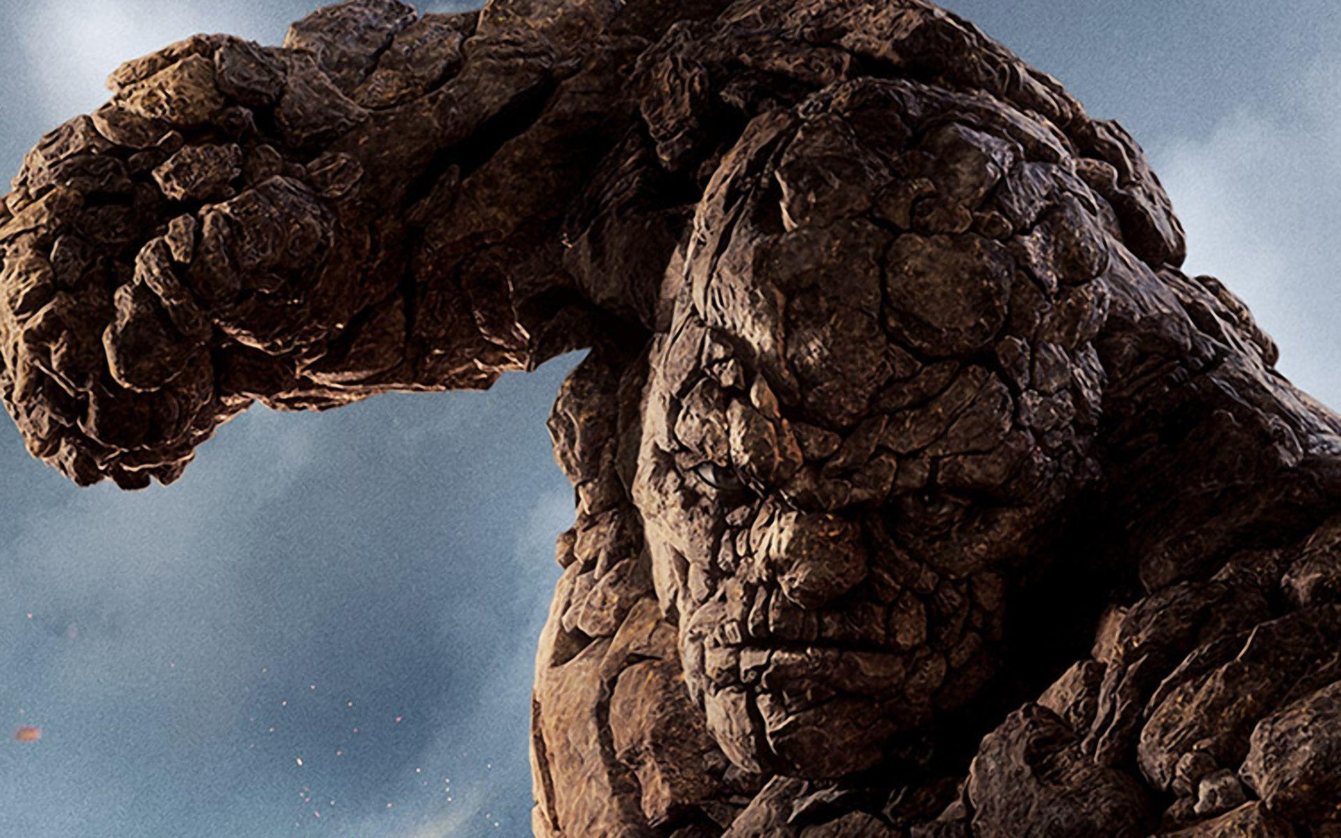 Fantastic 4 The Thing Hd Free Wallpaper