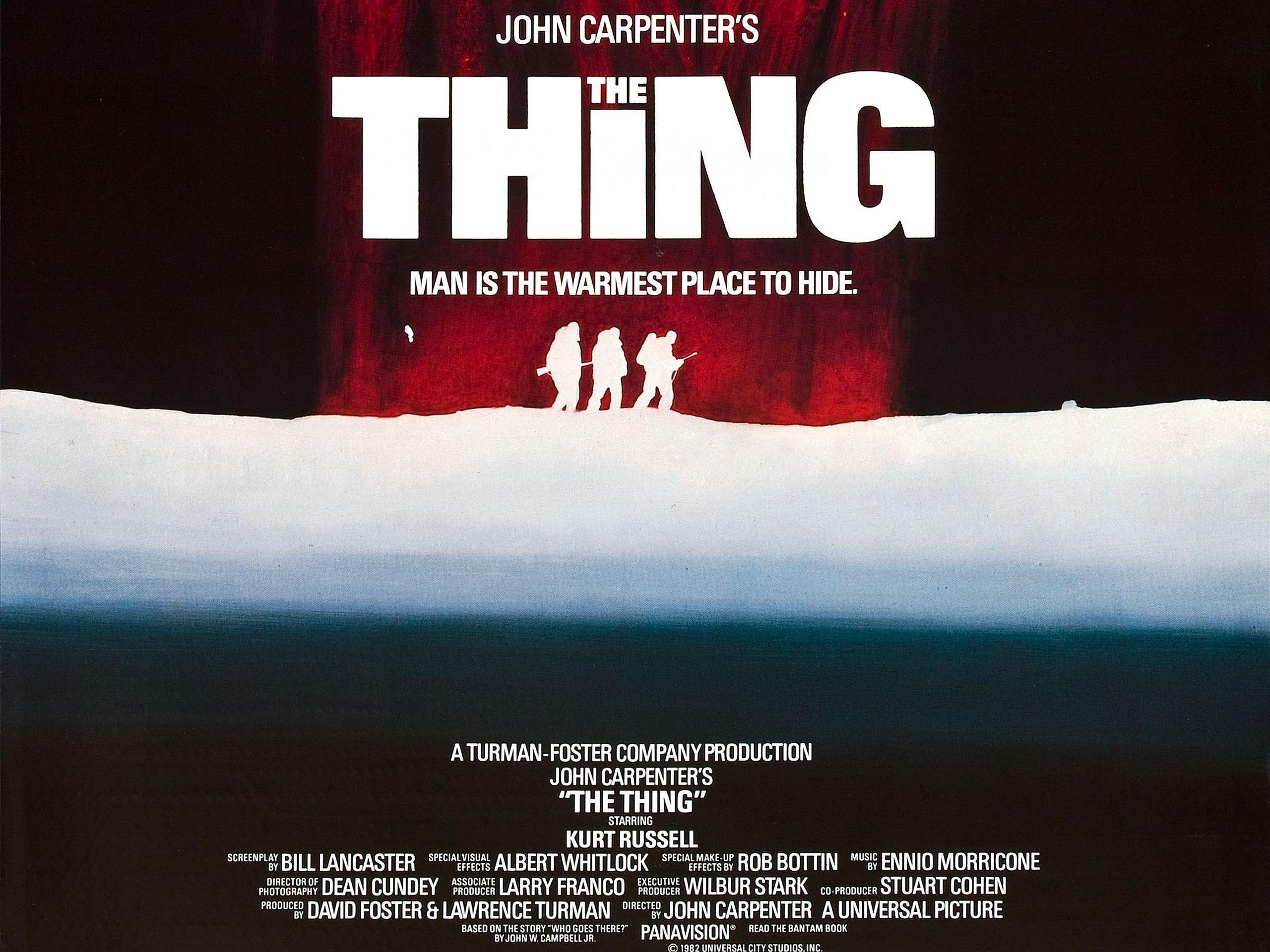 The Thing (1982) Wallpapers HD Download