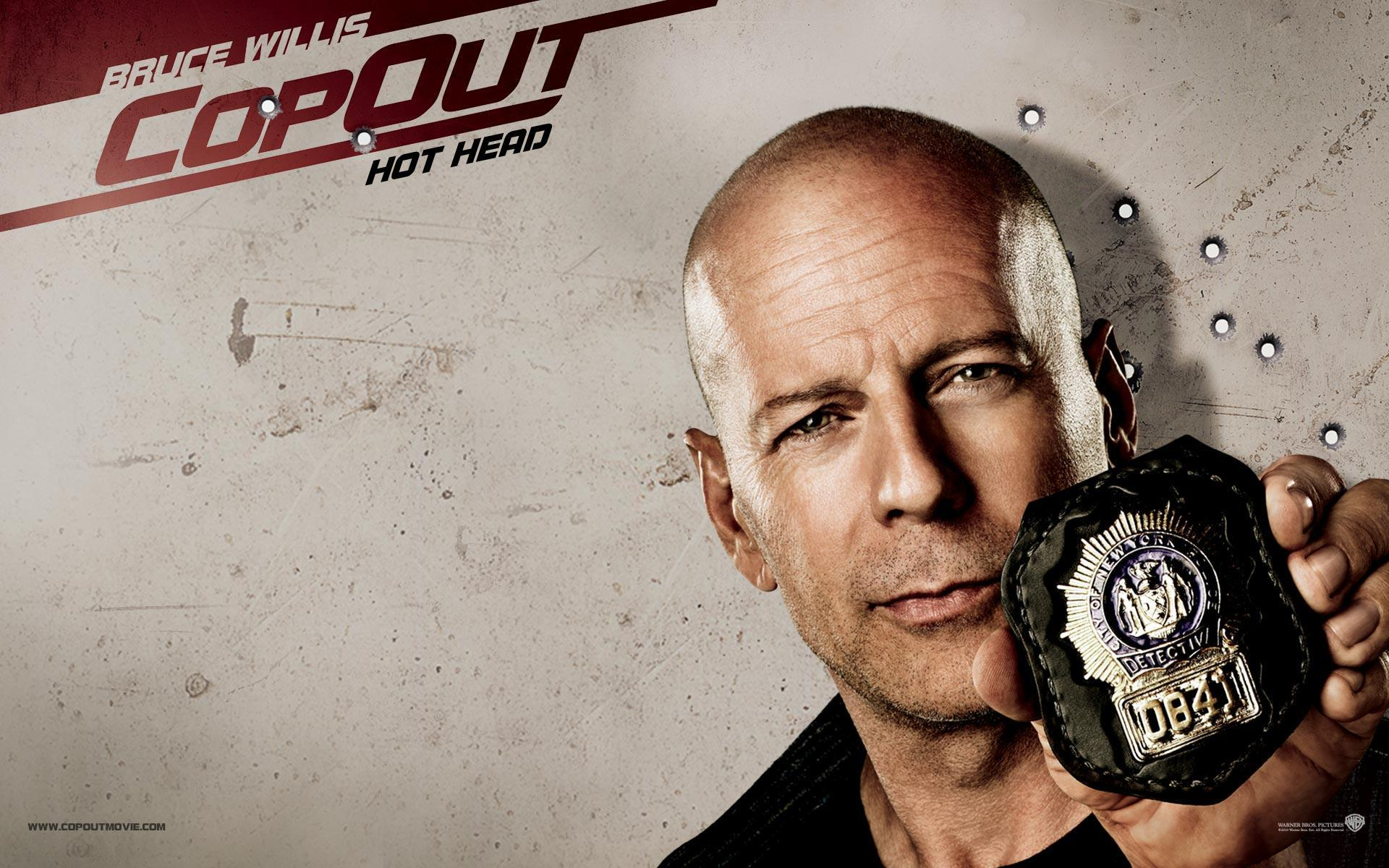 Bruce Willis in Cop Out Wallpaper 1 Wallpapers - HD Wallpapers 78191