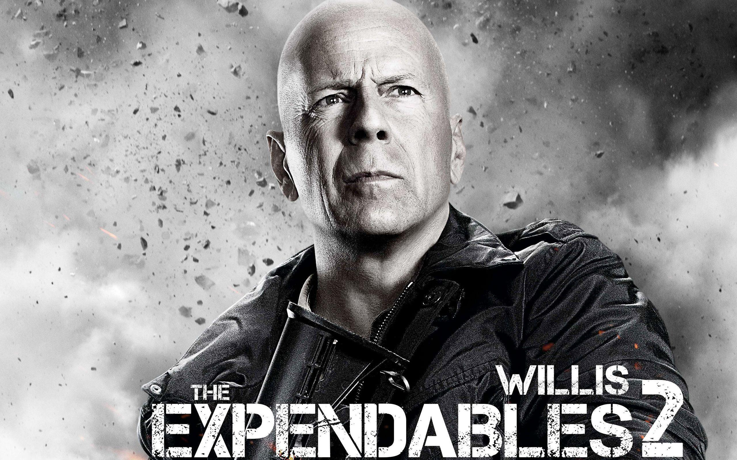 Bruce Willis in Expendables 2 Wallpapers | HD Wallpapers