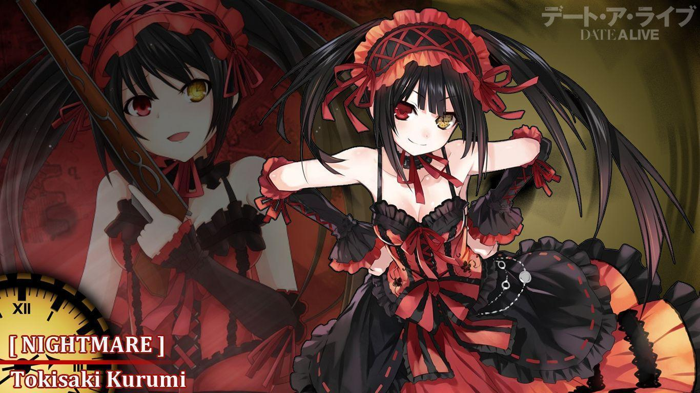 Date A Live Wallpapers Wallpaper Cave