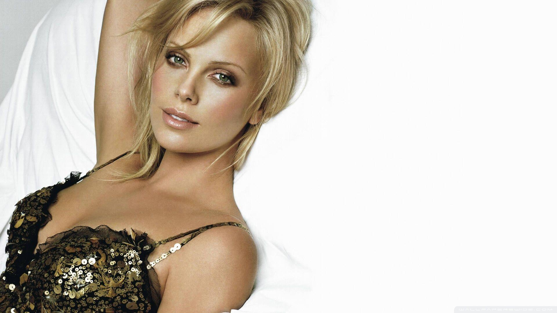 Charlize Theron 55 HD desktop wallpaper : Widescreen : High ...