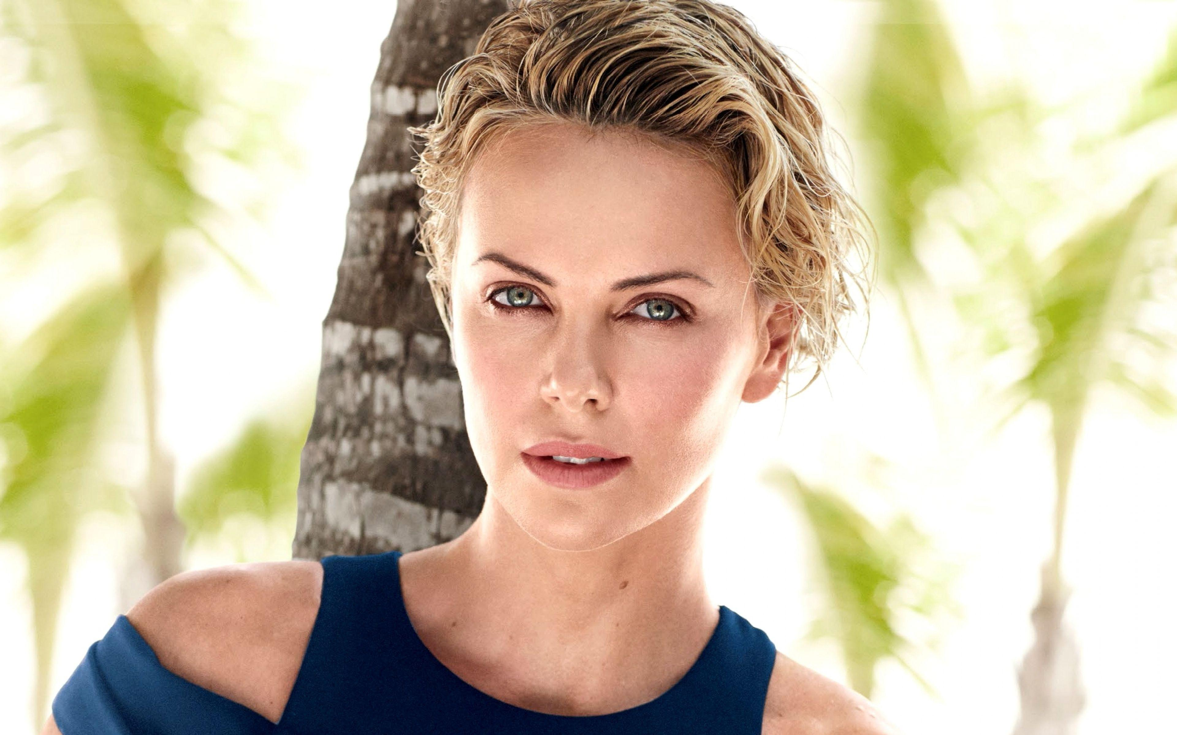 Ultra HD 4K Charlize theron Wallpapers HD, Desktop Backgrounds ...