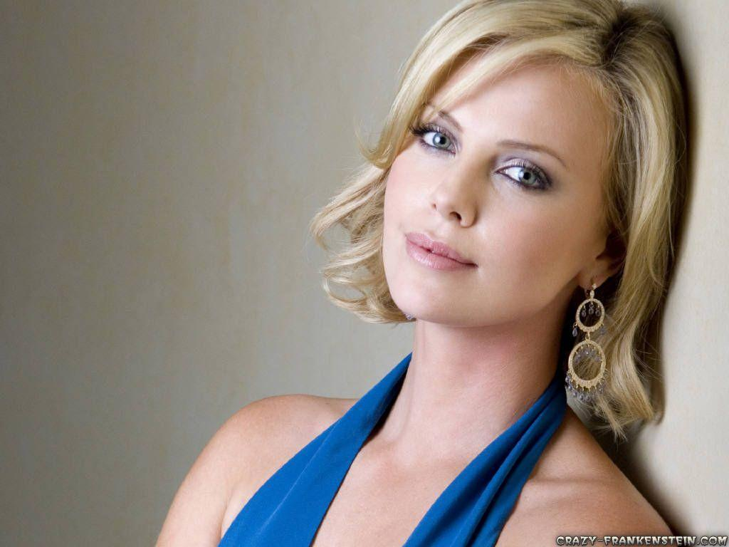 Charlize Theron wallpapers - Female celebrity - Crazy Frankenstein