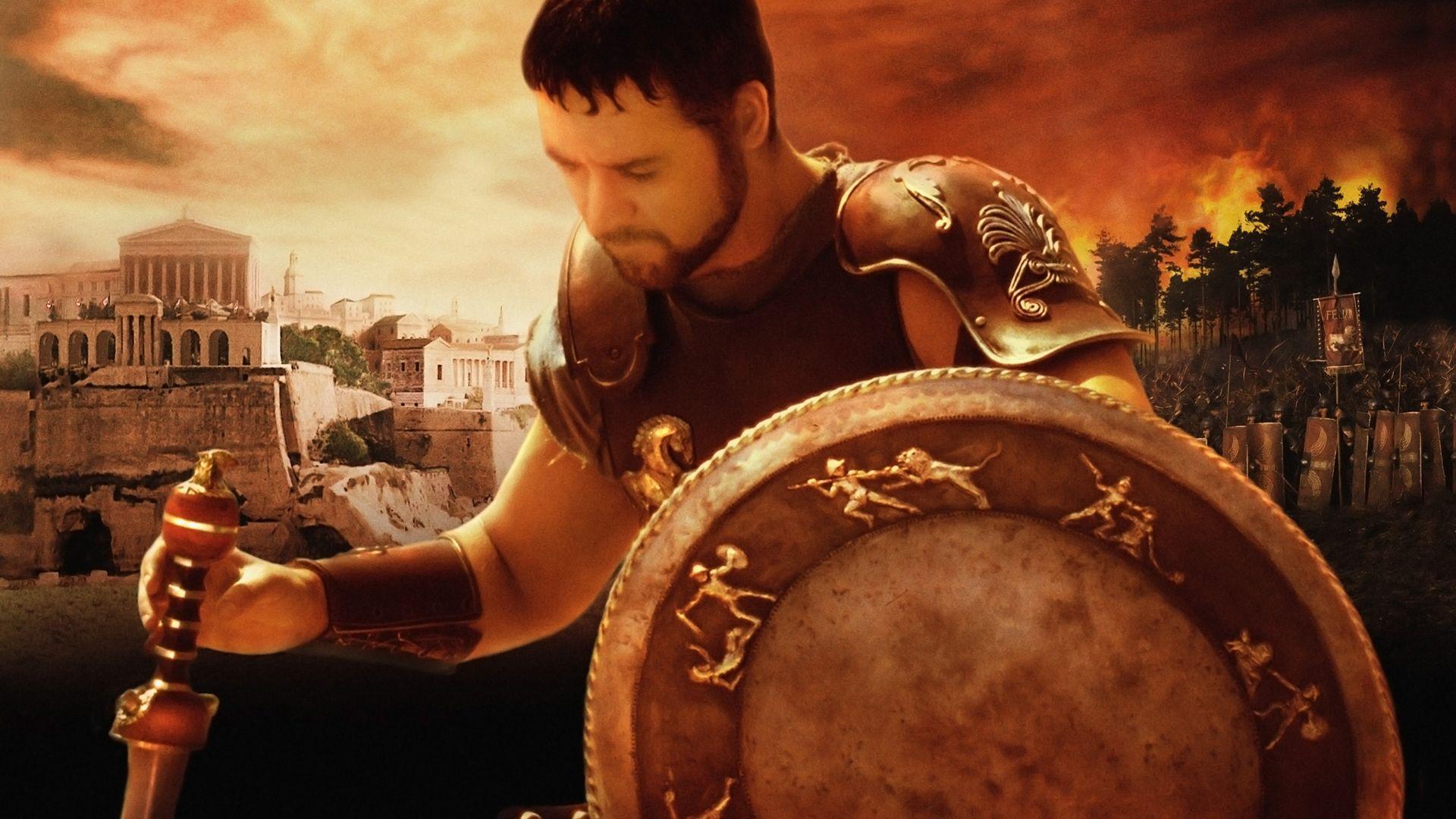 Gladiator Wallpaper - WallpaperSafari