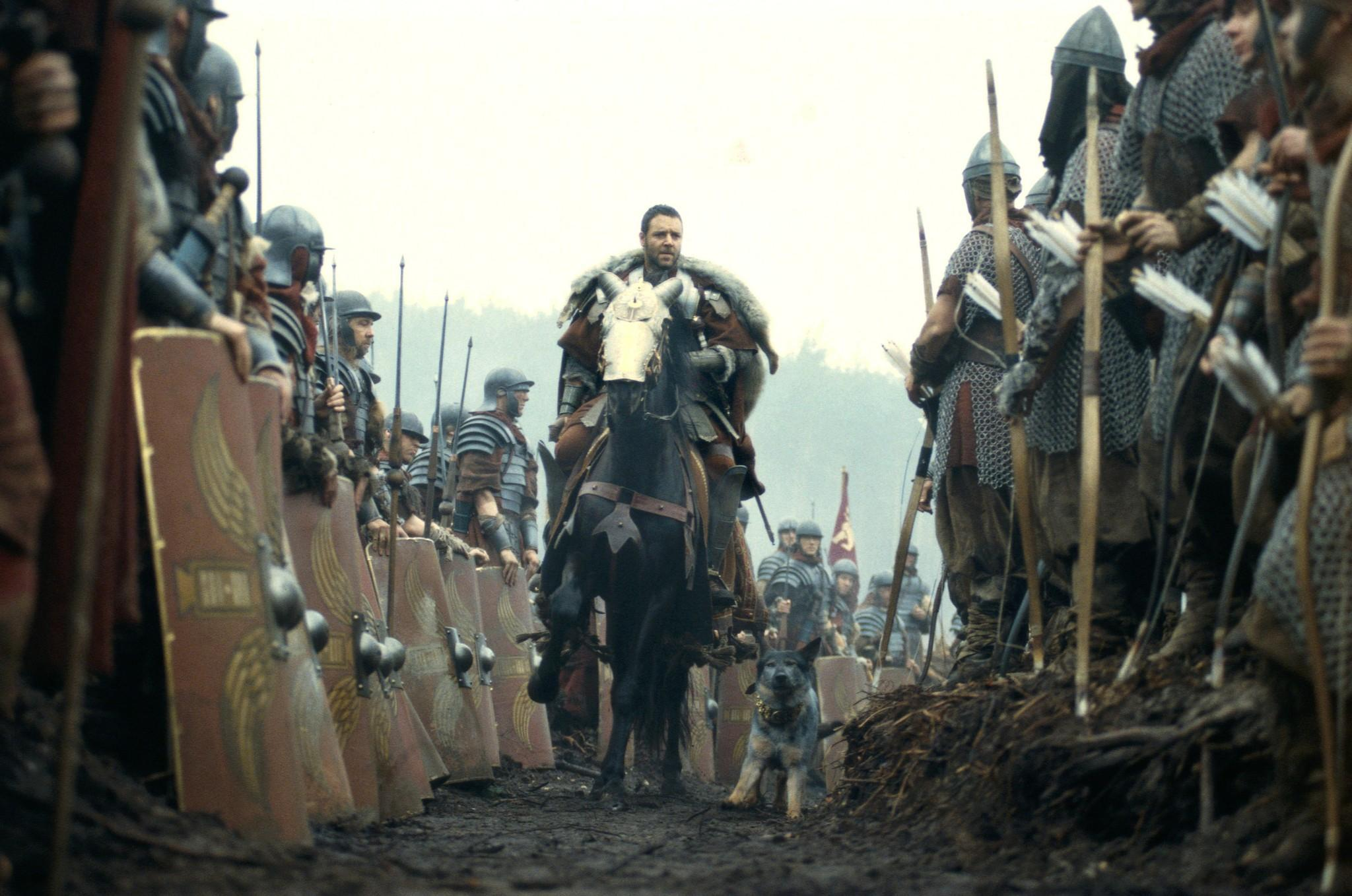 Gladiator Wallpapers HD Download