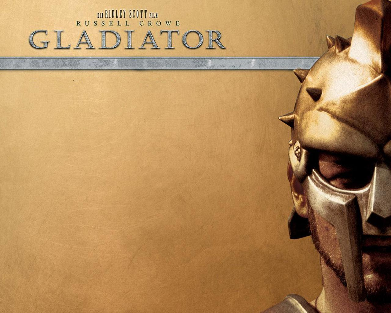 Best movie - Gladiator 1280x1024 Wallpaper #4