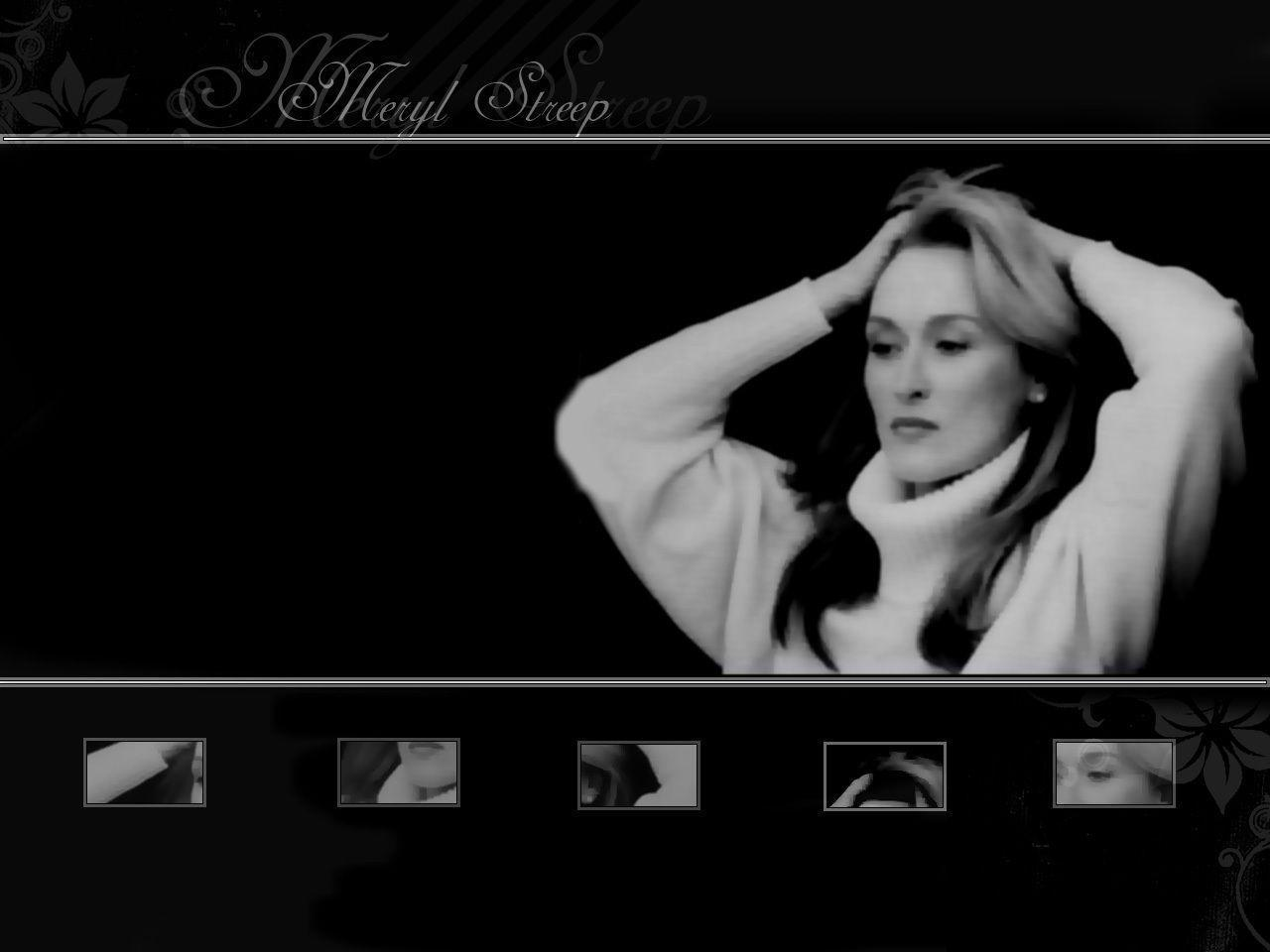Meryl Streep HD Desktop Wallpapers