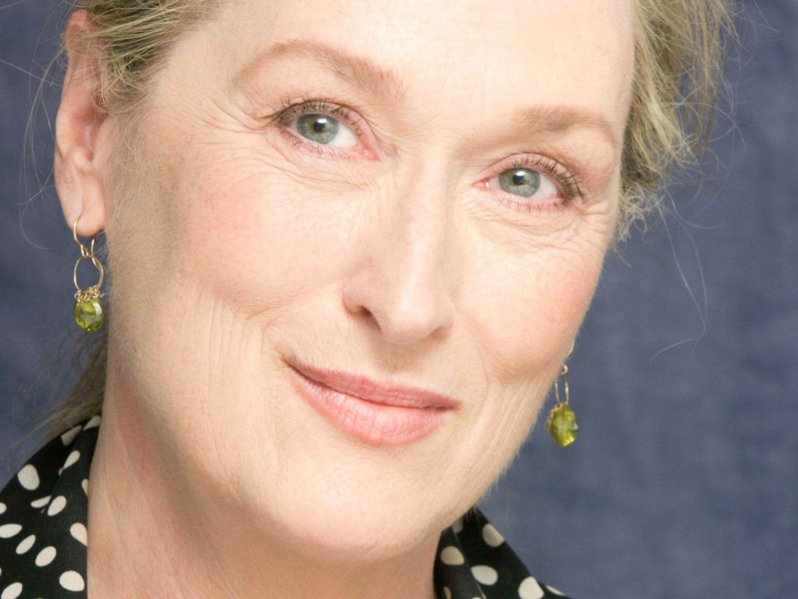 Van and Meryl streep on Pinterest