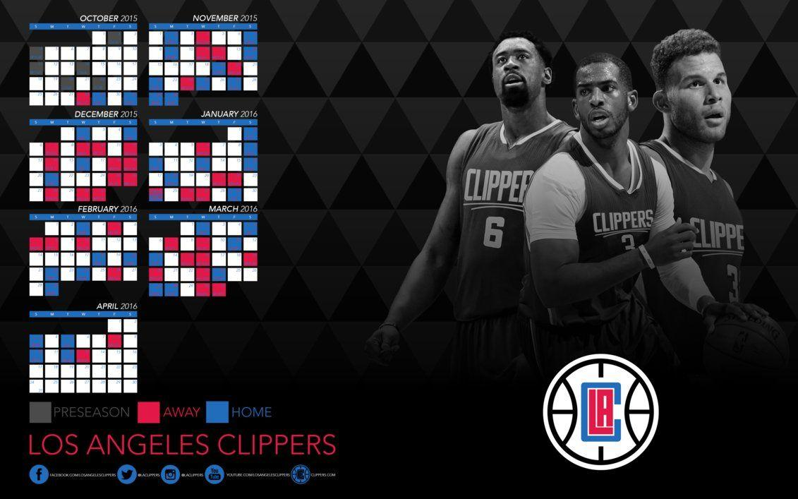 Los Angeles Clippers 2015