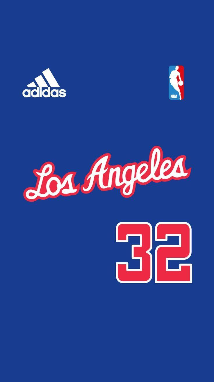 LA CLIPPERS | NBA Jersey Project iPhone 6 | Pinterest