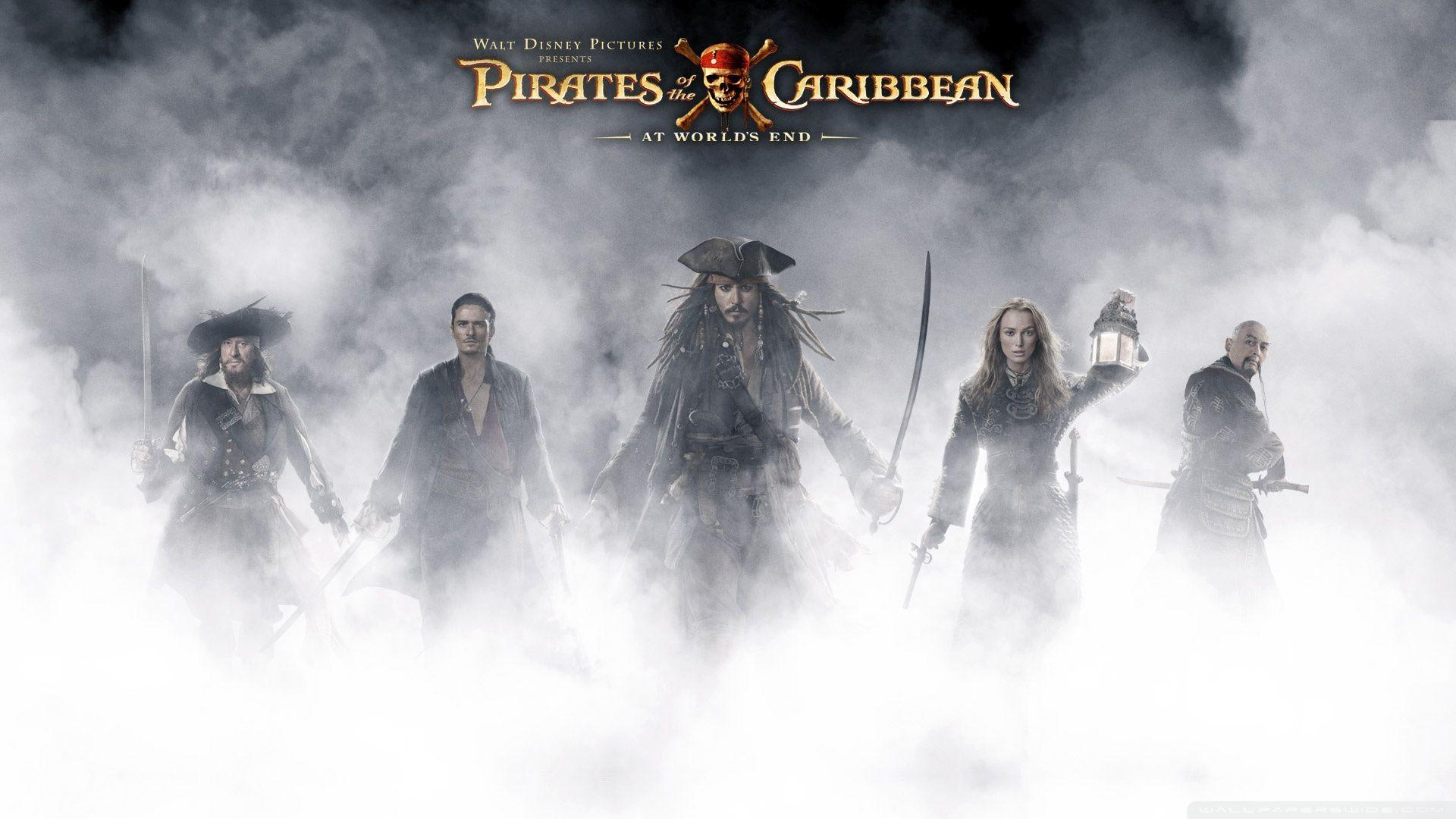 Pirates Of The Caribbean At World's End HD desktop wallpaper ...