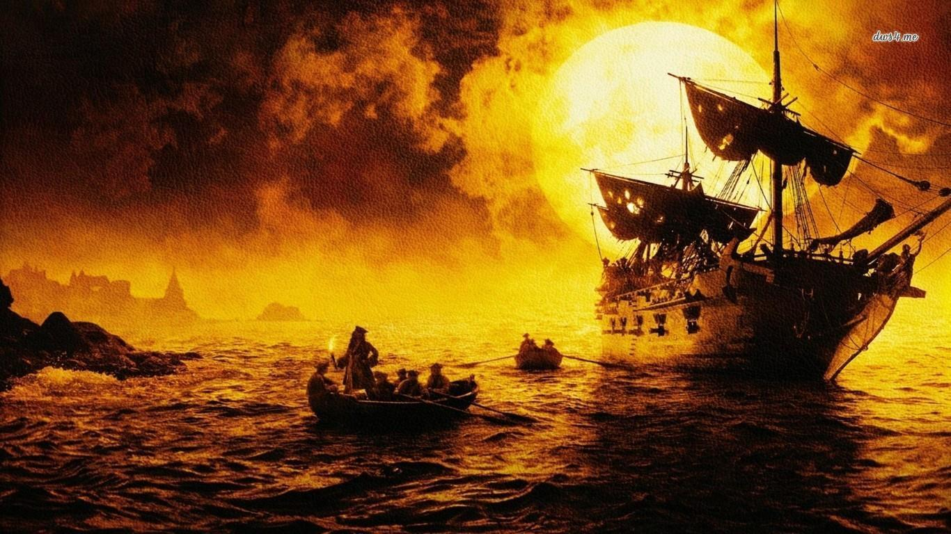Pirates Of The Caribbean Wallpapers HD Download