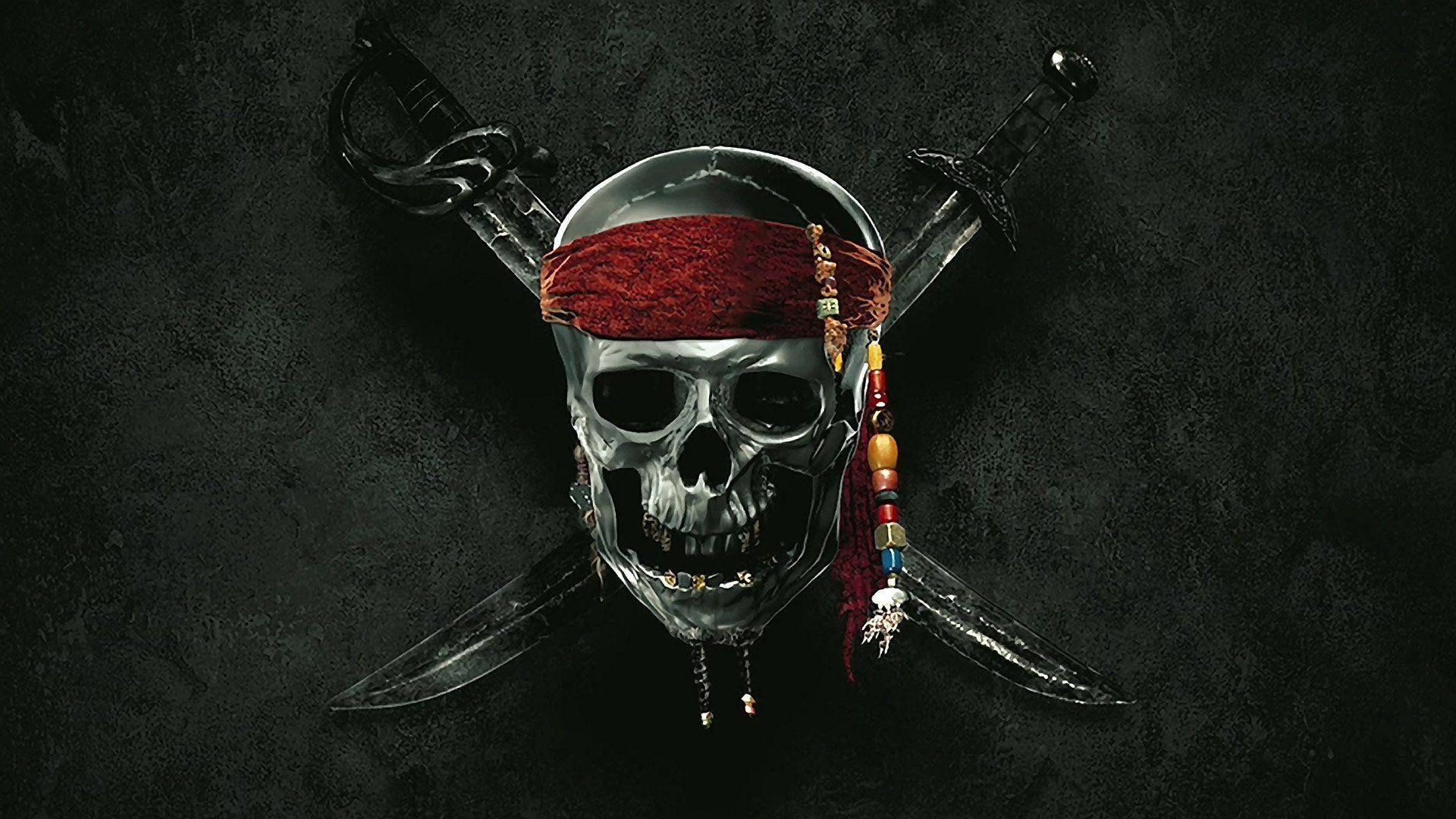 Pirates Of The Caribbean Skull Wallpapers