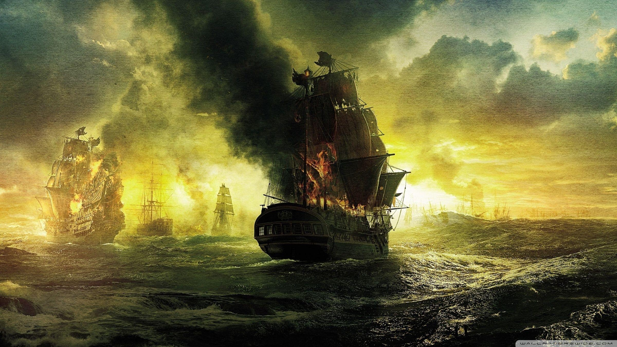 2011 Pirates Of The Caribbean On Stranger Tides HD desktop