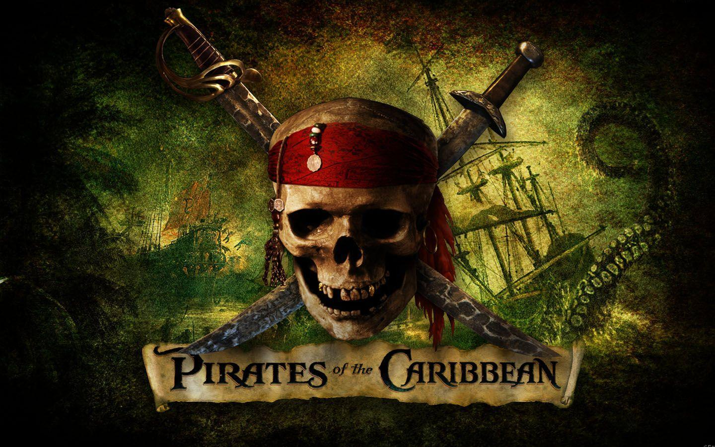 Pirates of The Caribbean HD Wallpaper Wallpele.com | Wallpaper in ...