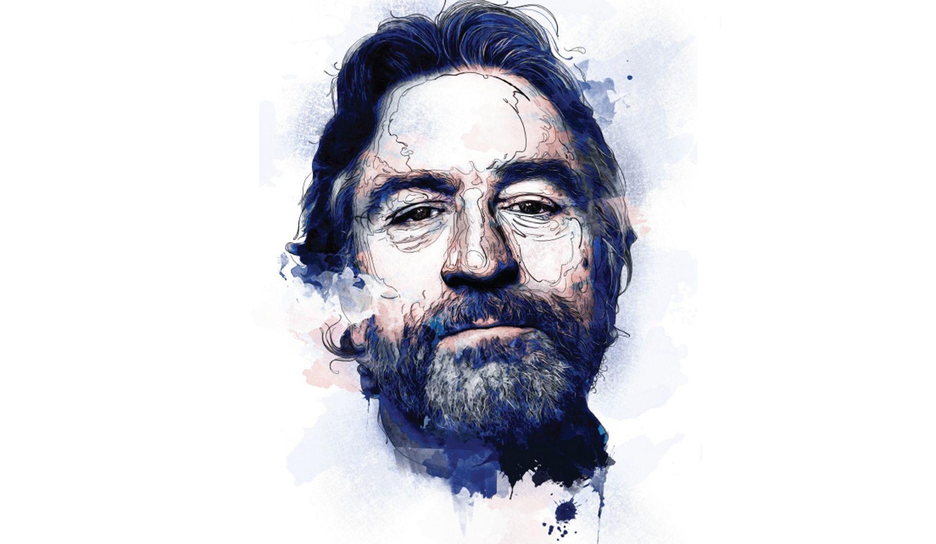 Robert De Niro Artwork Actors Wallpapers HD / Desktop and Mobile ...