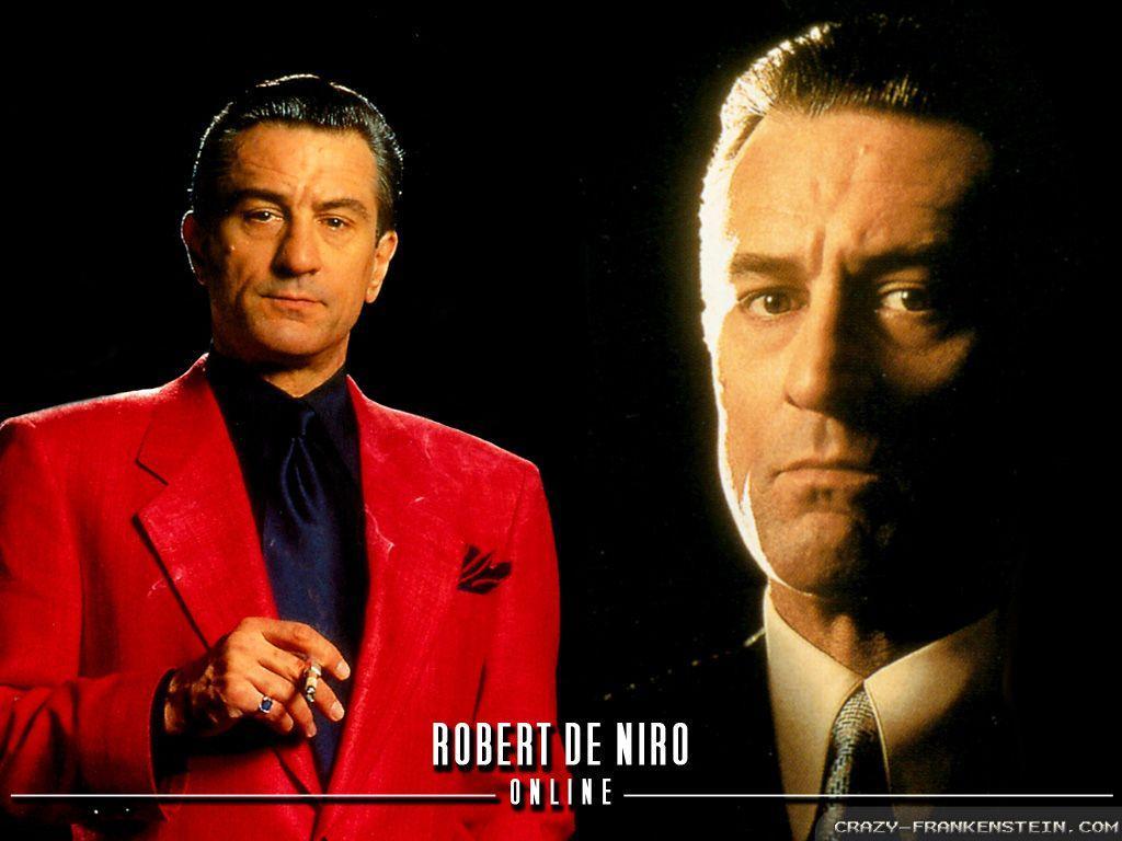 Robert De Niro wallpapers - Male celebrity - Crazy Frankenstein