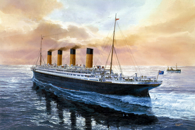 Titanic Wallpaper - QyGjxZ
