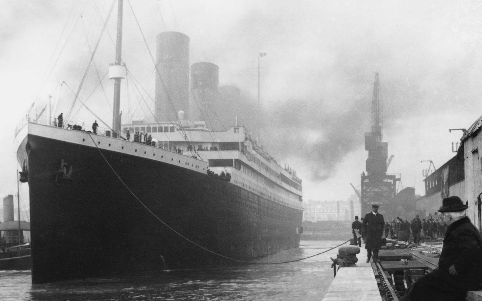 Wallpaper Of Titanic - WallpaperSafari