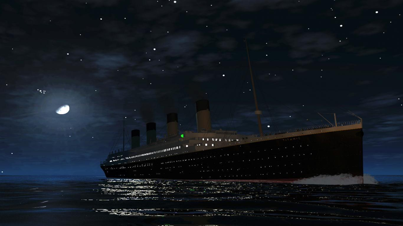 Titanic Wallpaper for Desktop - WallpaperSafari