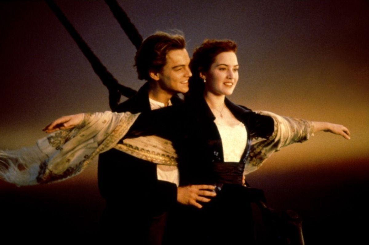Kate Winslet Titanic - wallpaper.
