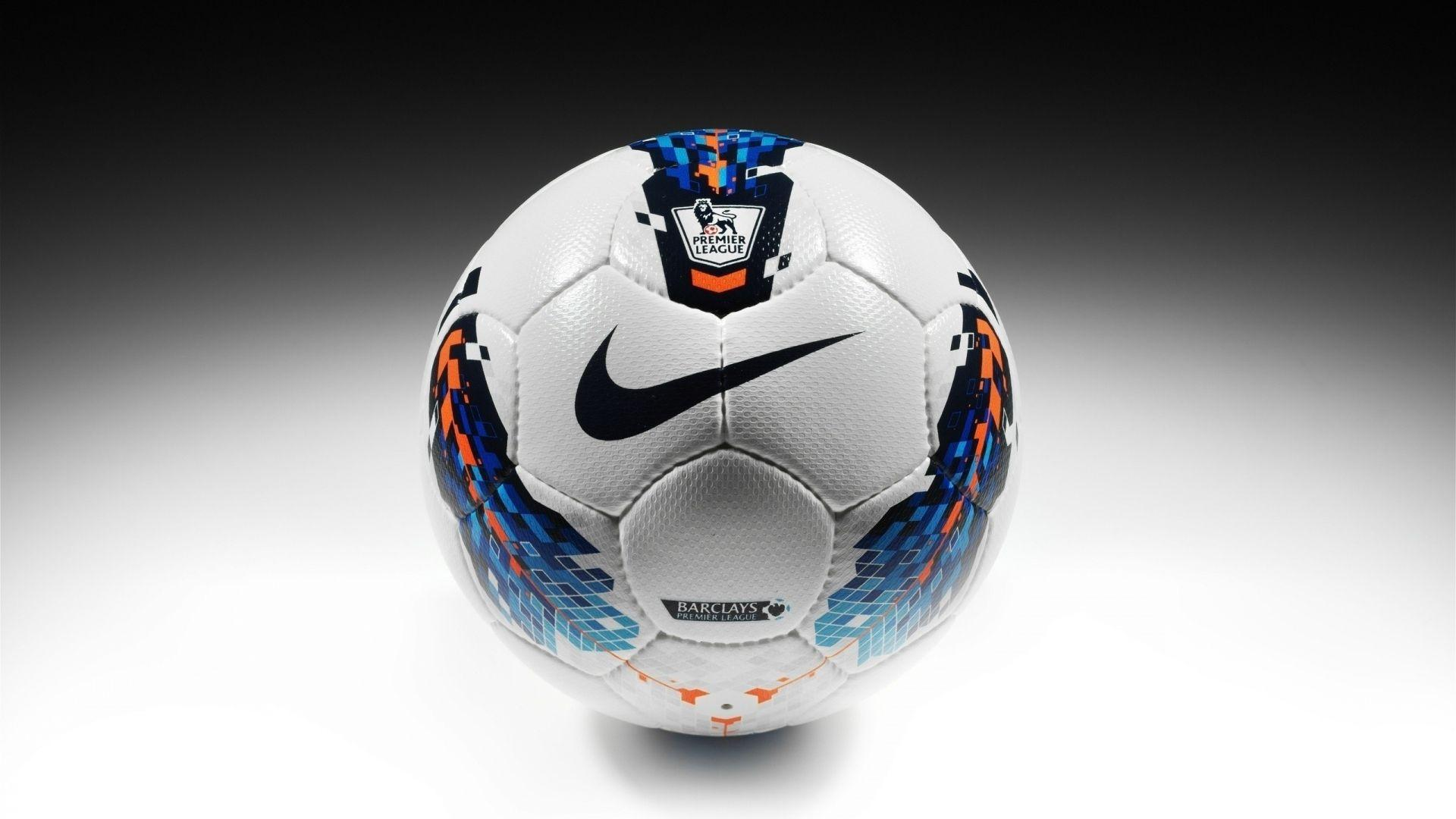 Download Wallpapers 1920x1080 Football, Nike, Ball, Barclays