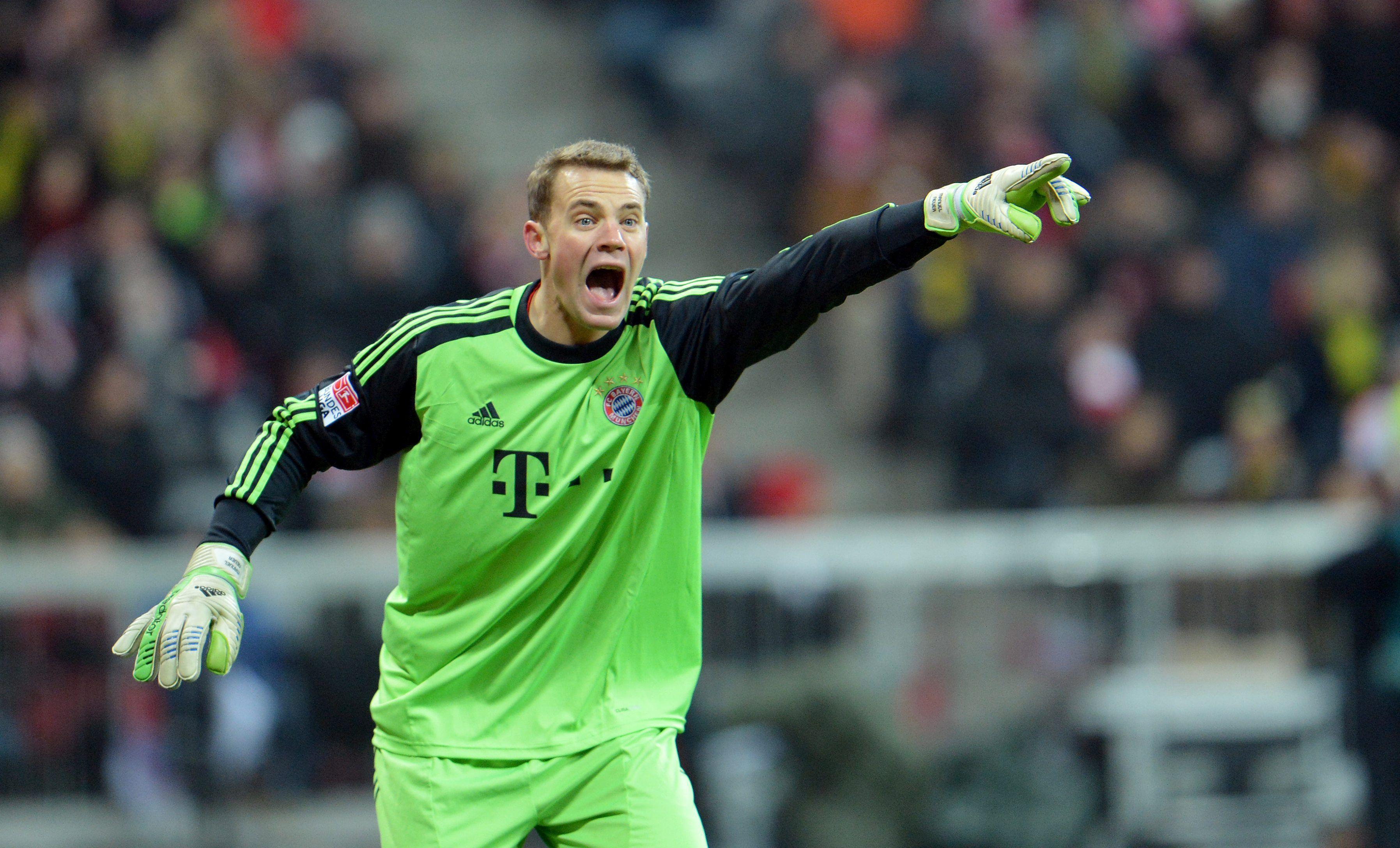 Manuel Neuer 2017 Wallpapers Wallpaper Cave