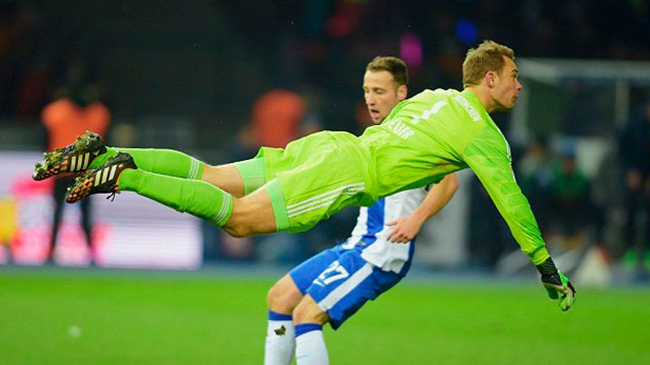 bac144b49ab Manuel Neuer ○ Crazy Skills   Saves 2014 2015 (HD) - YouTube