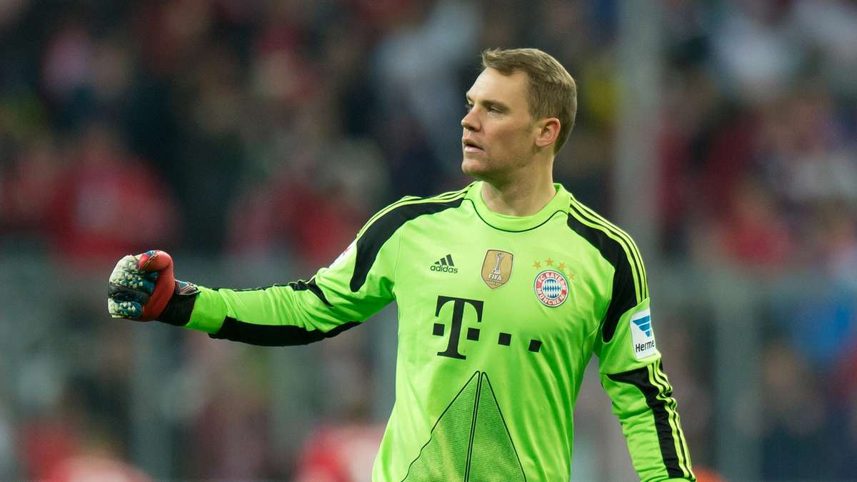 Manuel Neuer Wallpapers Wallpaper Cave