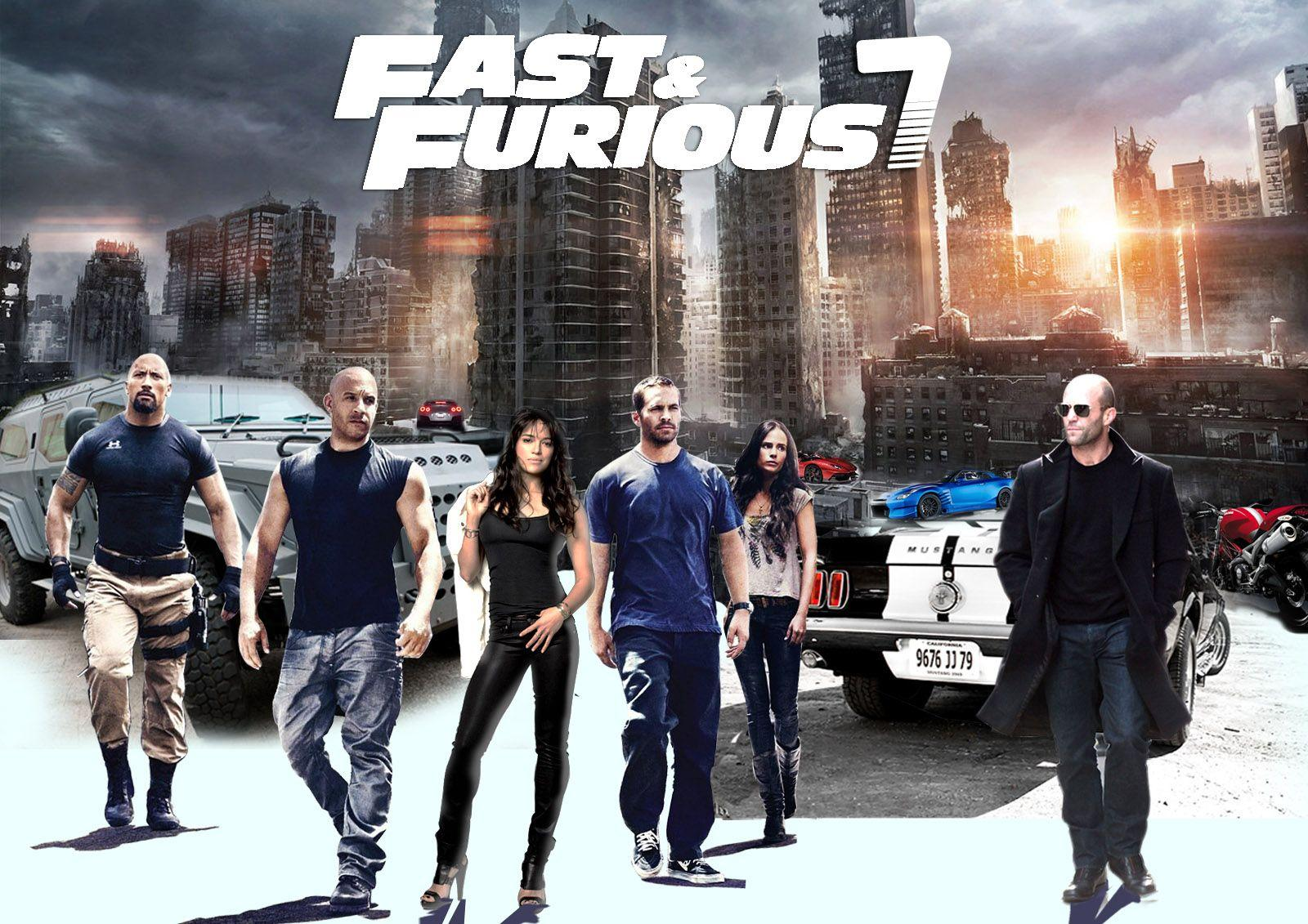 Fast And Furious 7 2015 Photos Wallpapars