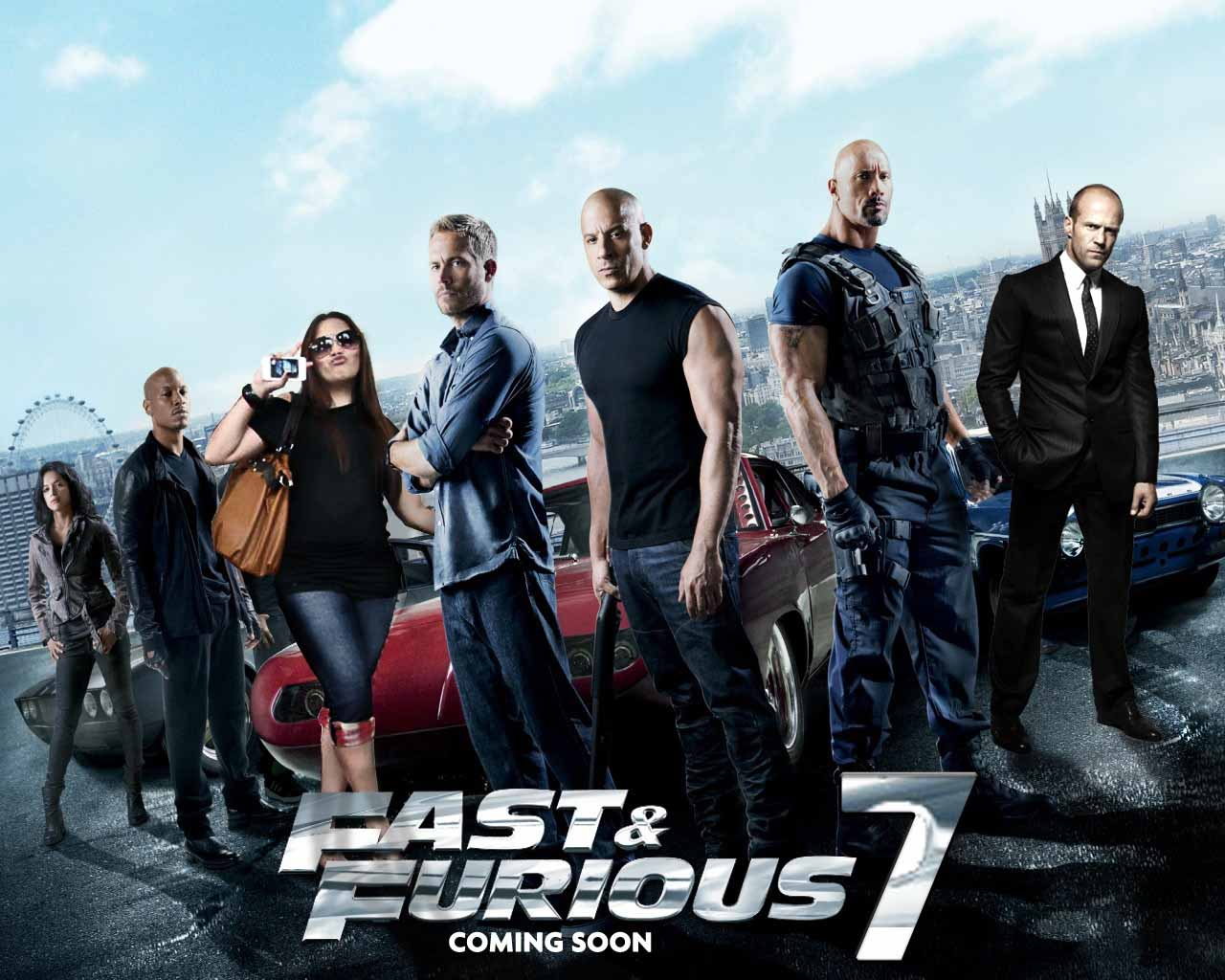 Furious 7 2015 Wallpapers