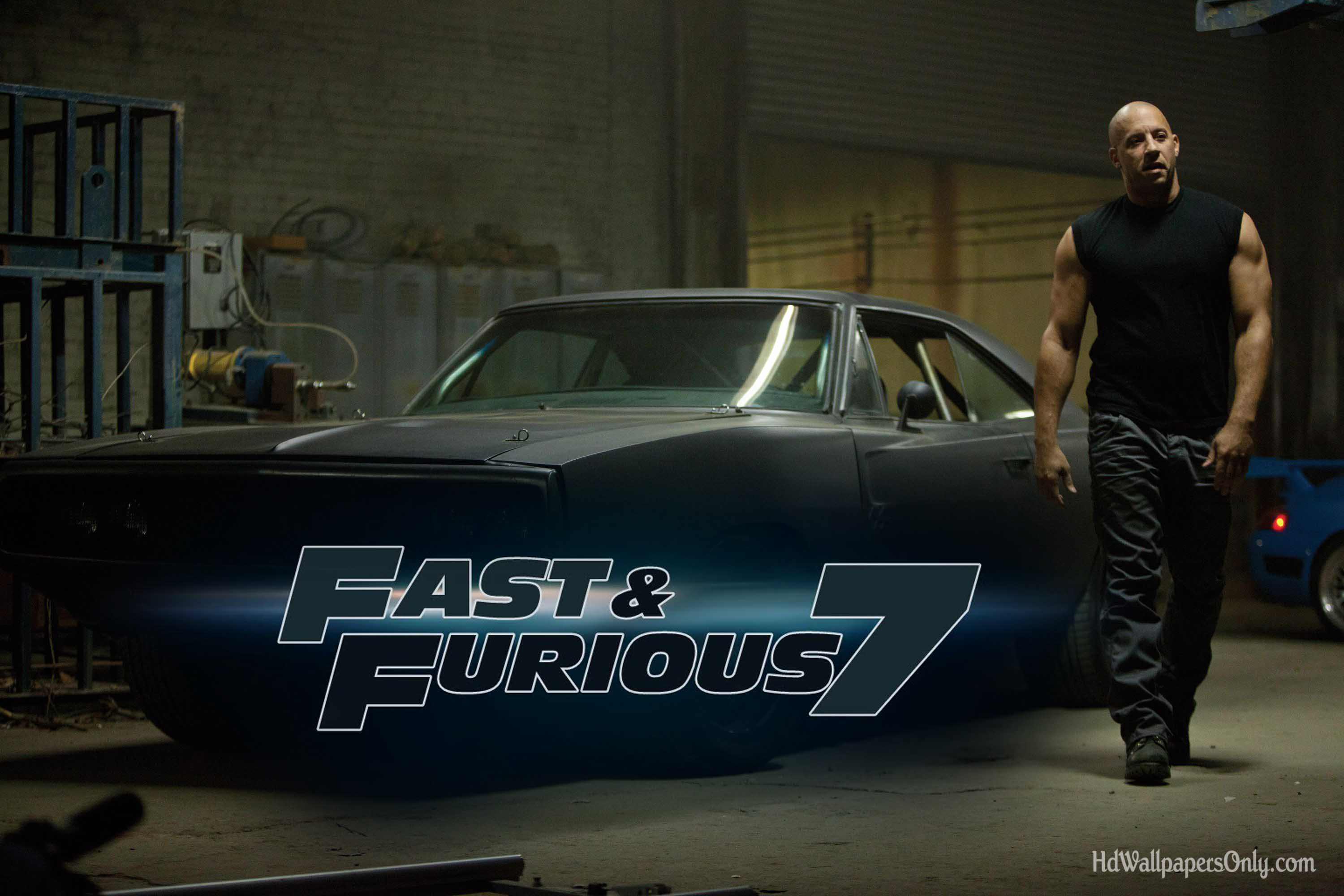 Fast and furious 7 wallpapers wallpaper cave - Furious 8 wallpaper ...