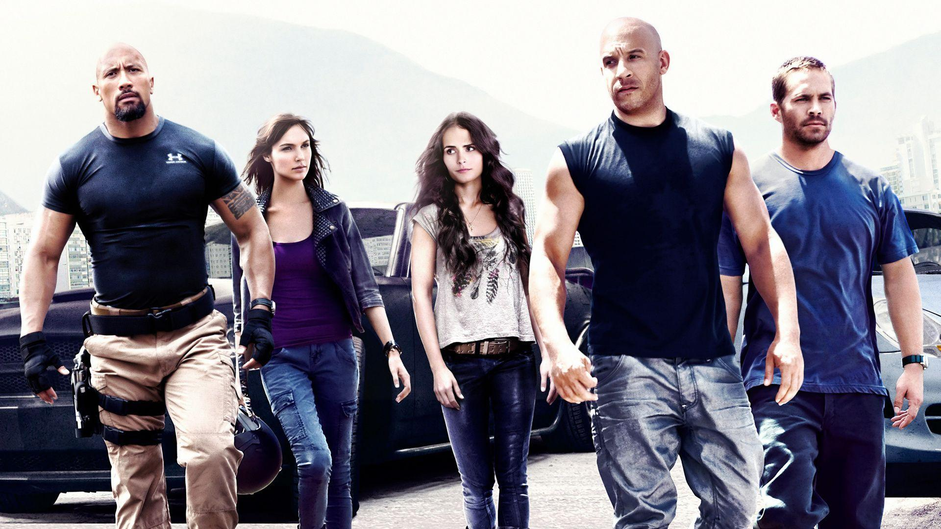 Images: Fast and Furious 8