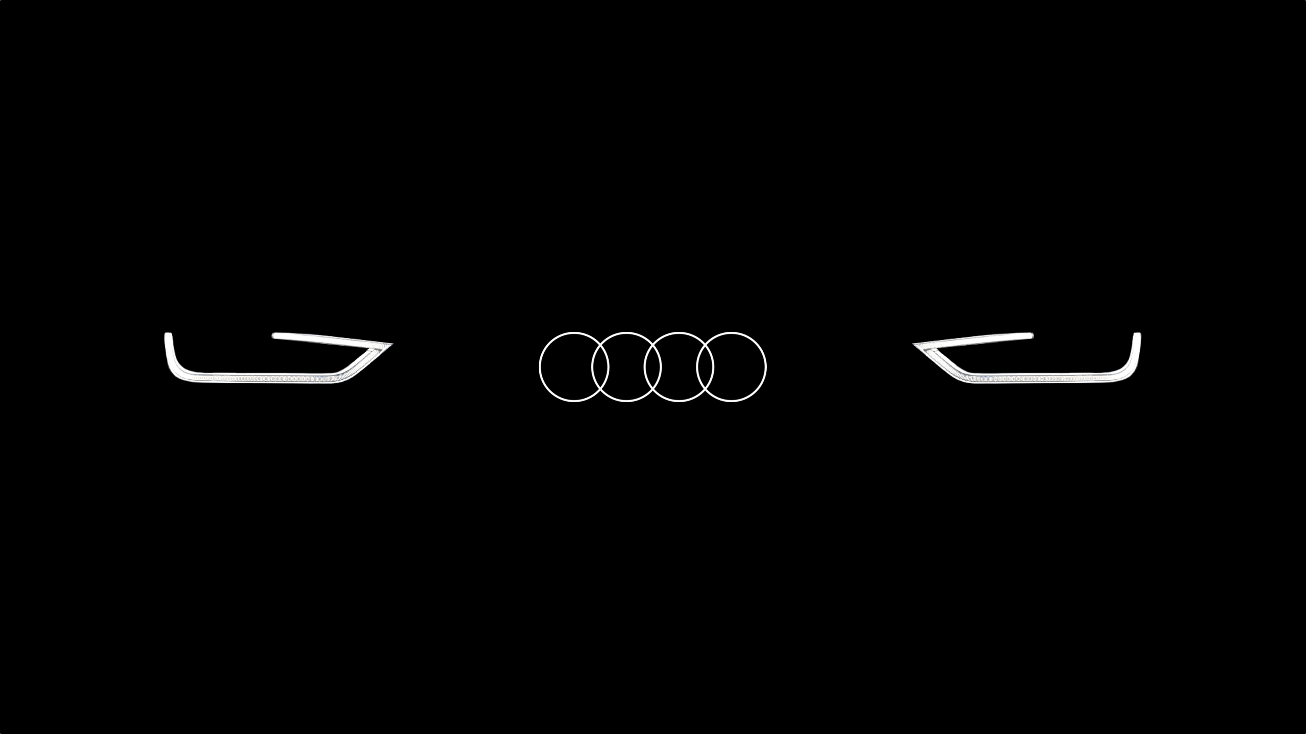 Audi Logo Wallpaper HD | HD Wallpapers, Backgrounds, Images, Art ...