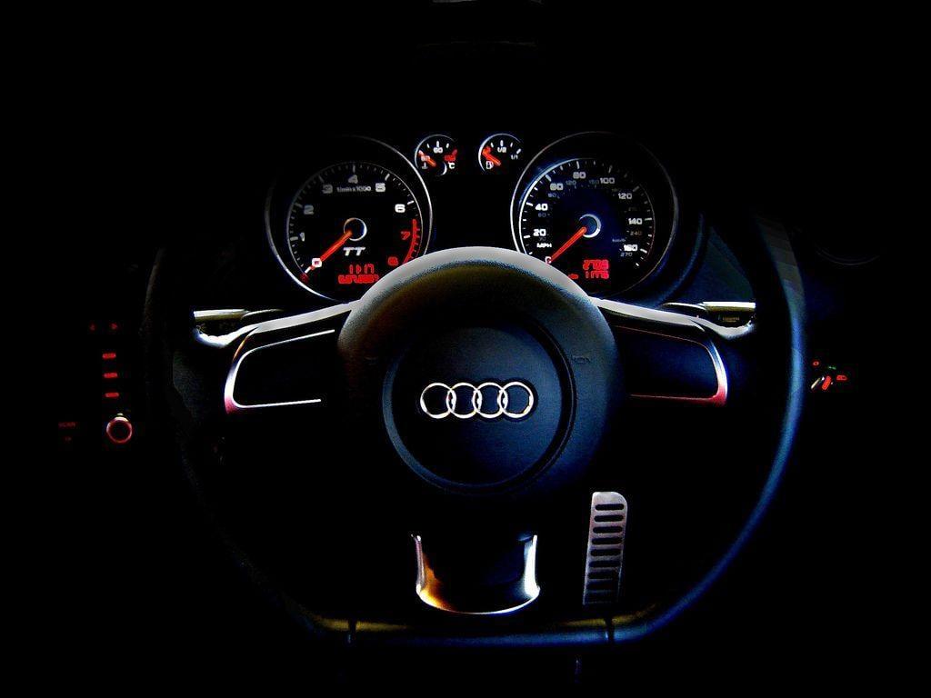 Audi Logo Wallpapers - Wallpaper Cave
