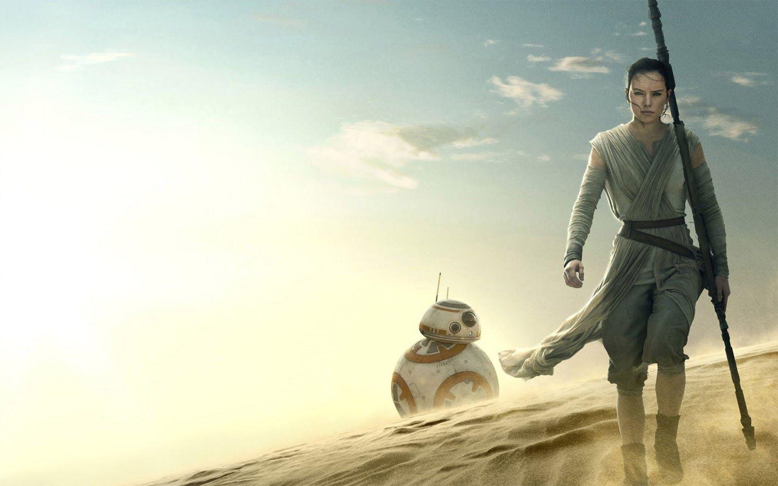Rey Star Wars Wallpapers