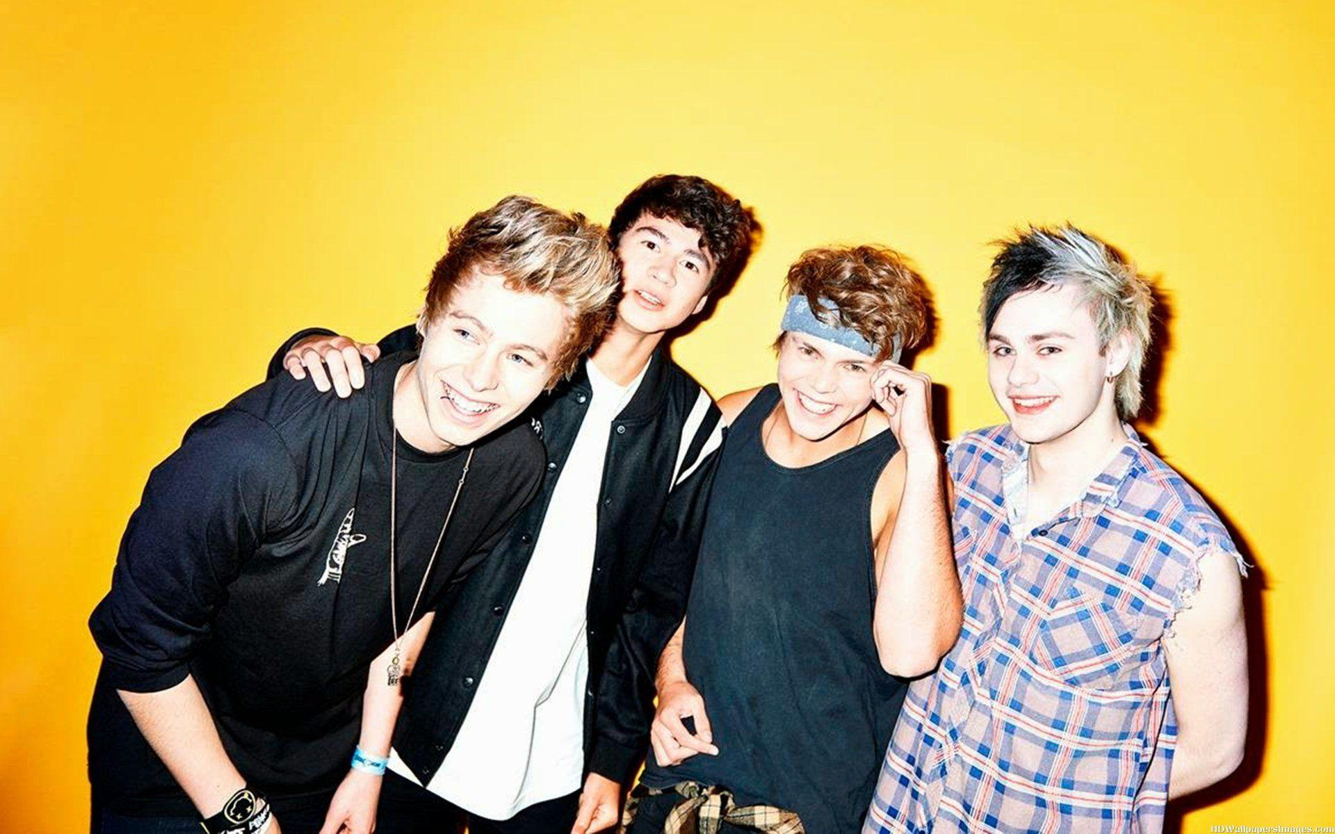 5 Seconds Of Summer Wallpapers Wallpaper Cave