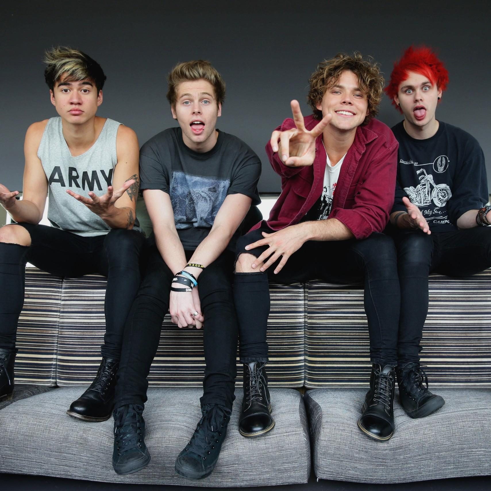 5 Seconds Of Summer Wallpapers - Wallpaper Cave