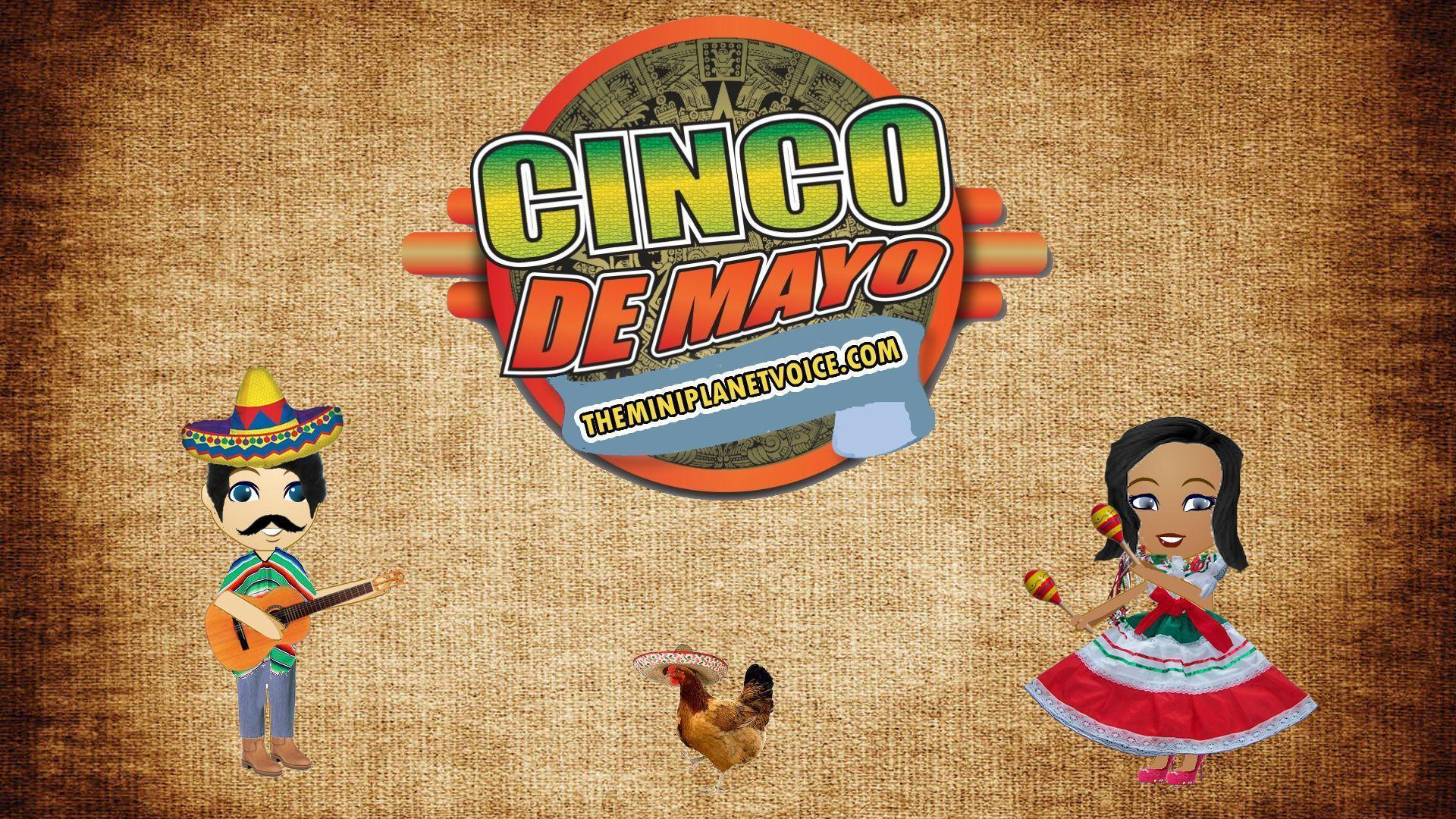 13 Cinco De Mayo 2014 Greeting Wallpaper - Educational Entertainment