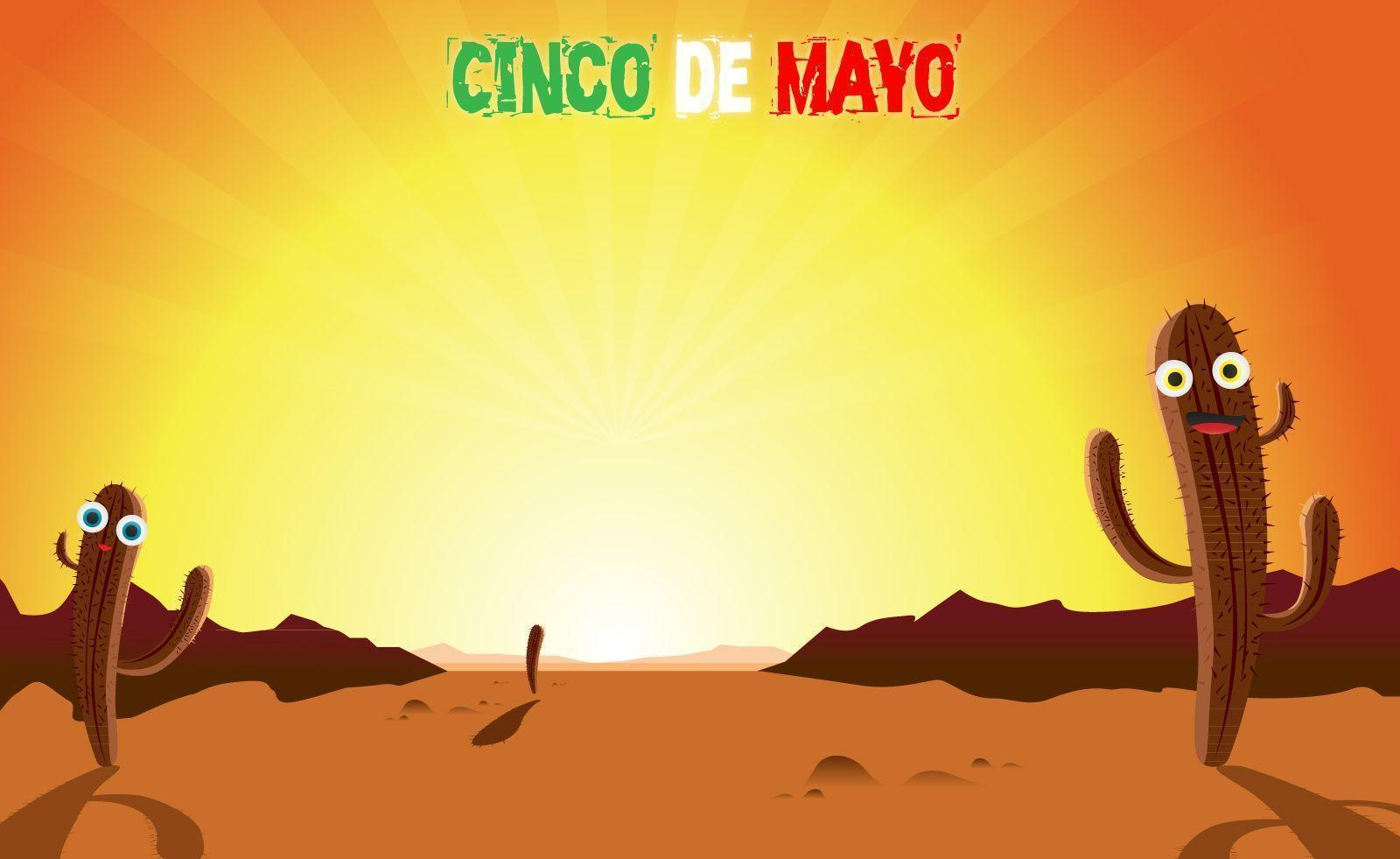Celebrate Cinco de Mayo Free Wallpaper for Facebook®, Twitter® and ...