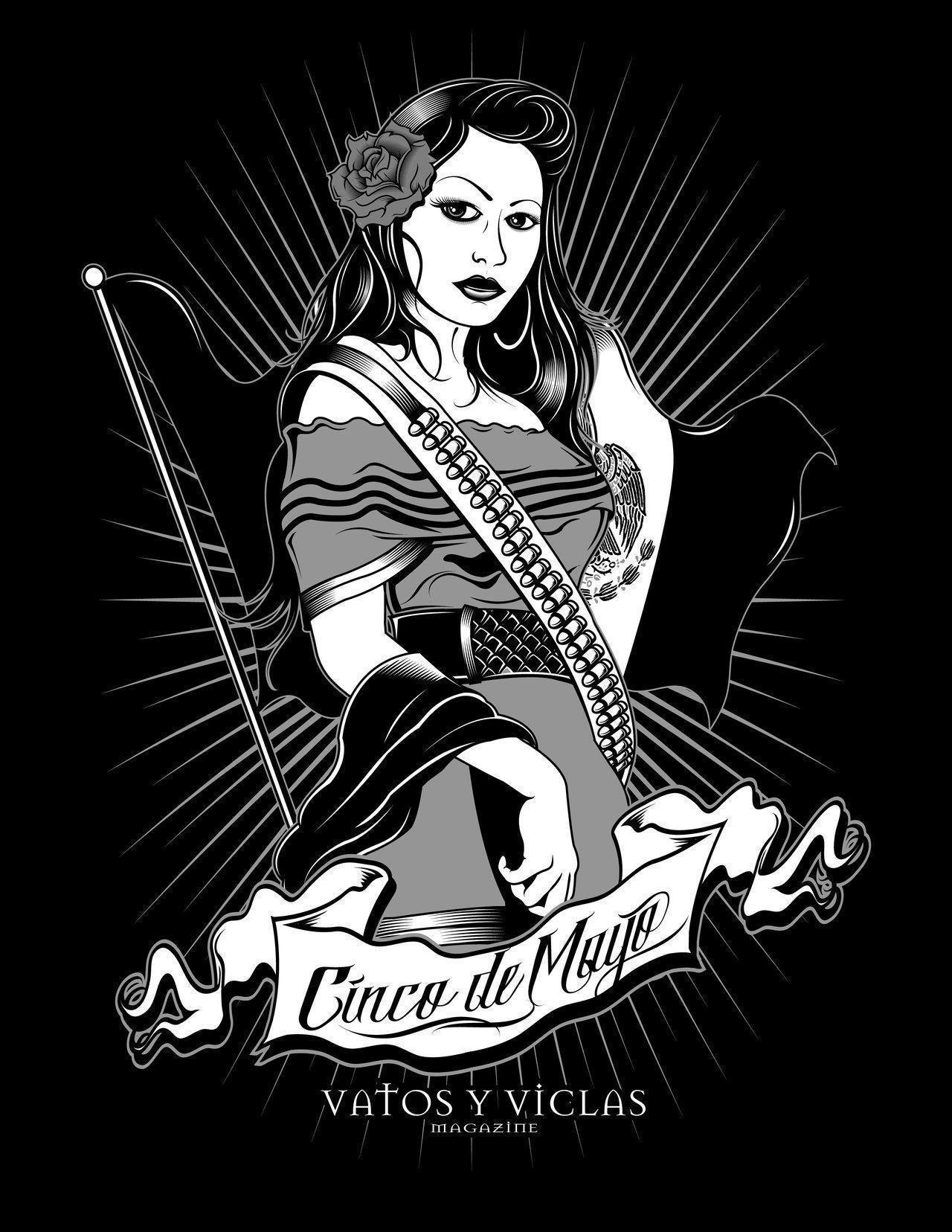 VATOS Y VICLAS: CINCO DE MAYO by elaykidd on DeviantArt