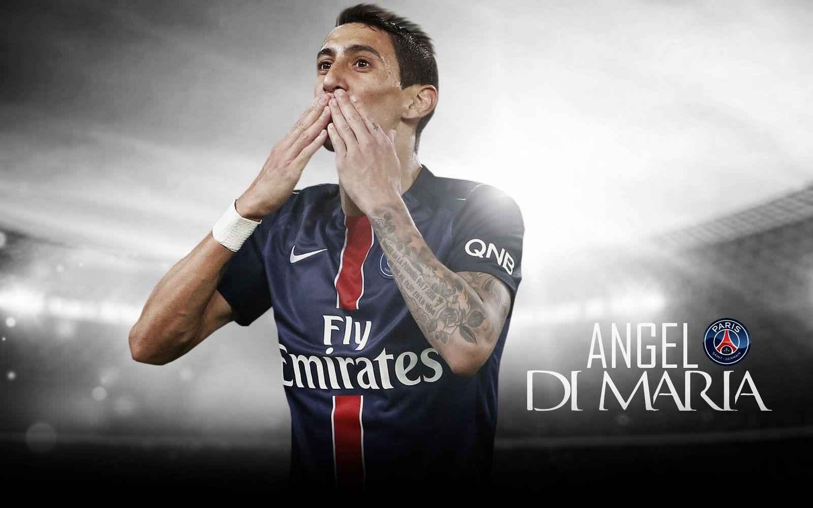 ángel Di María Wallpapers Wallpaper Cave